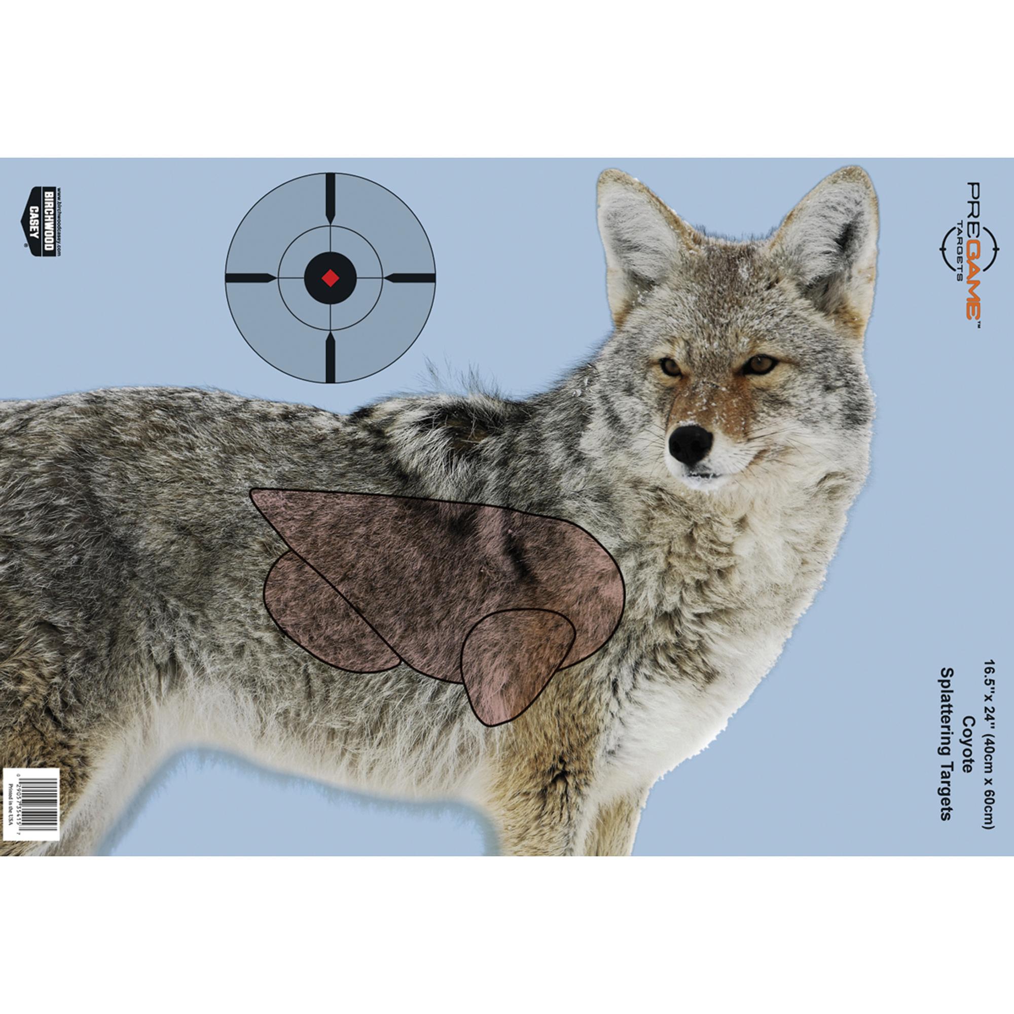 B/c Pregame Coyote Tgt 3-16.5x24