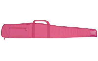 "Bulldog Deluxe Shotgun Case Pink 52"""
