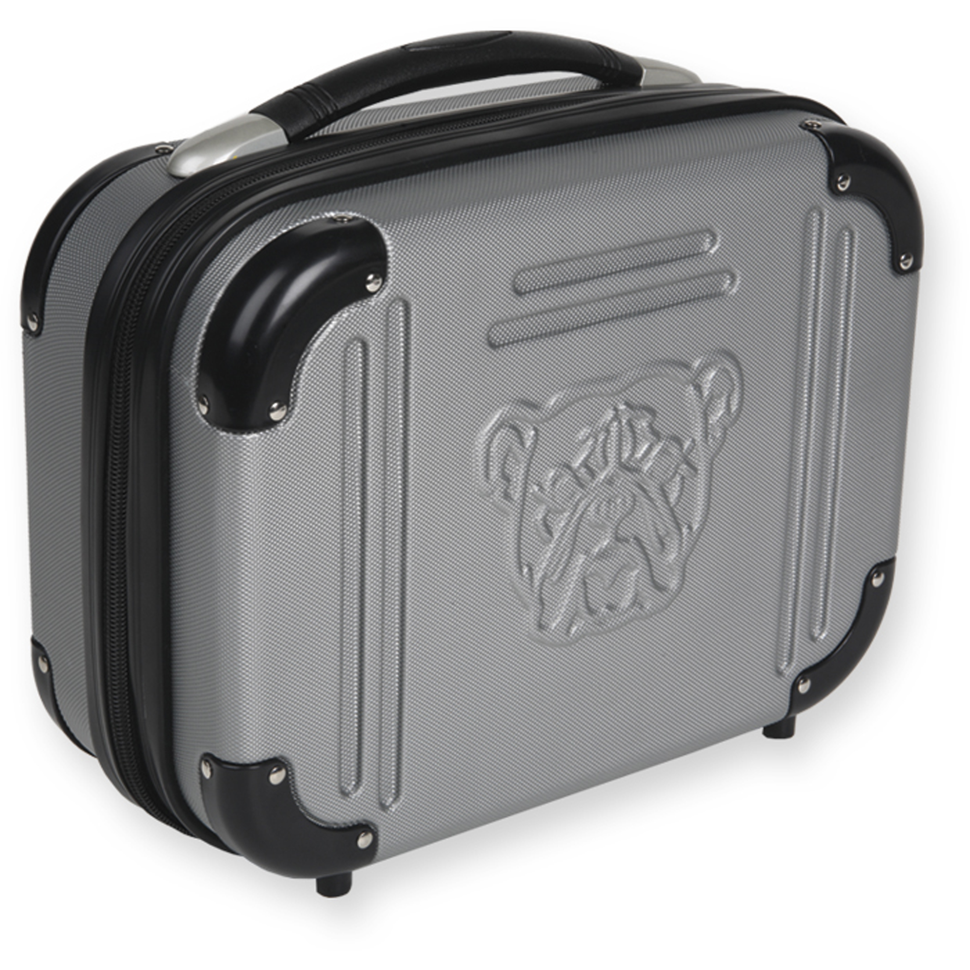 "Bulldog Molded Dbl Pstl Cs 9x12"" Gry"