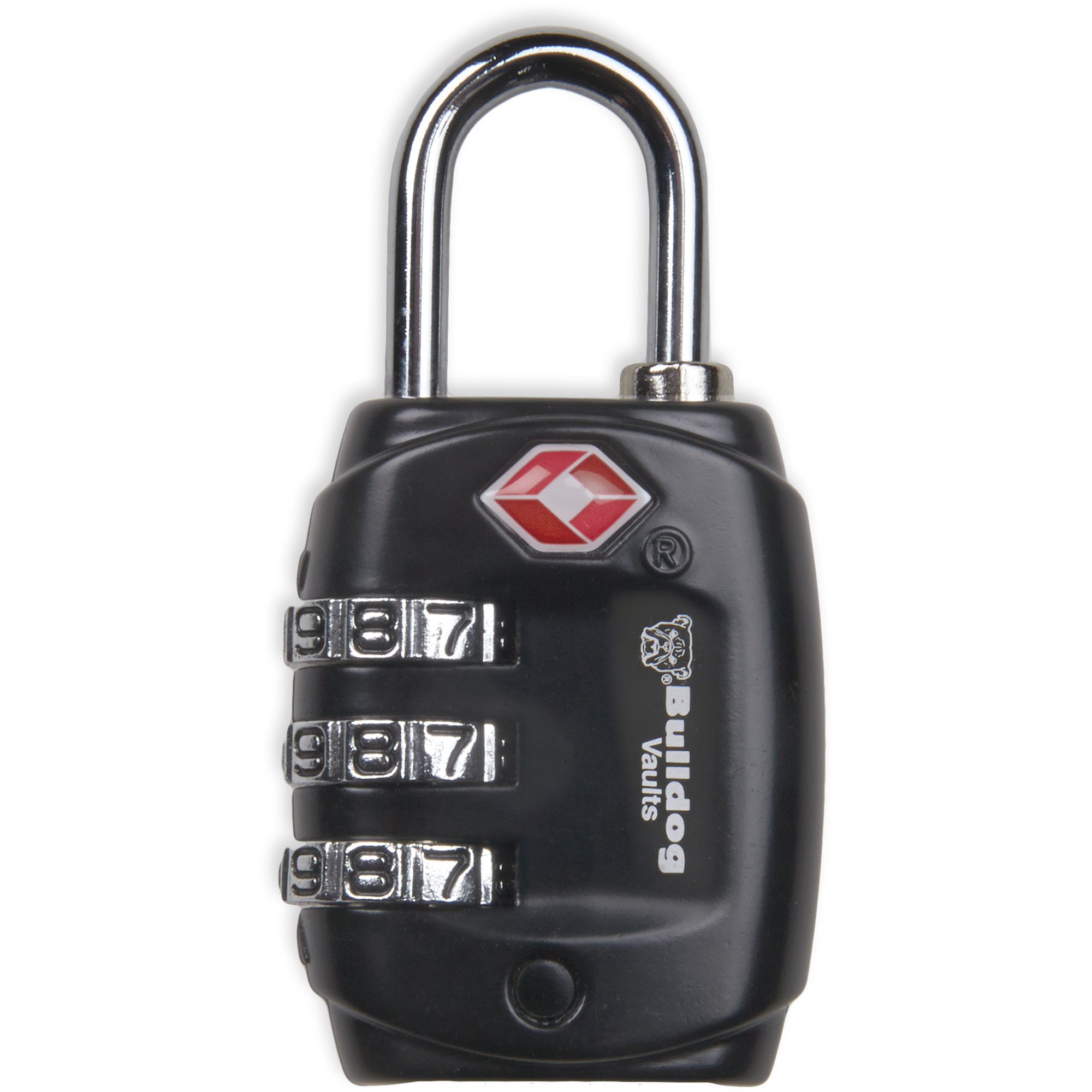 Bulldog Tsa Lock W/steel Shackle