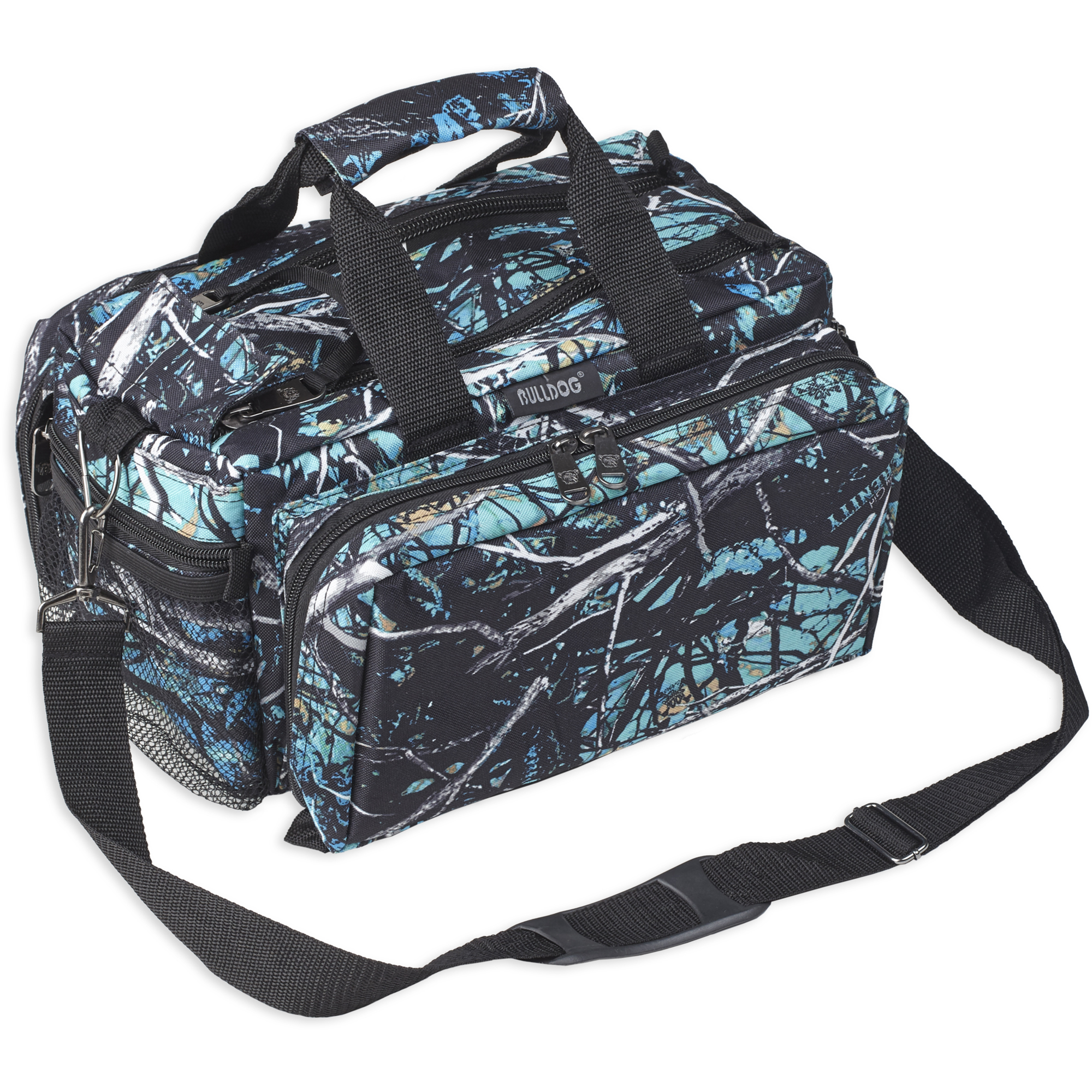 Bulldog Deluxe Seren Camo Range Bag