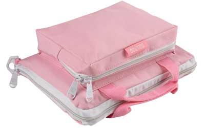 Bulldog Mini Range Bag Pink