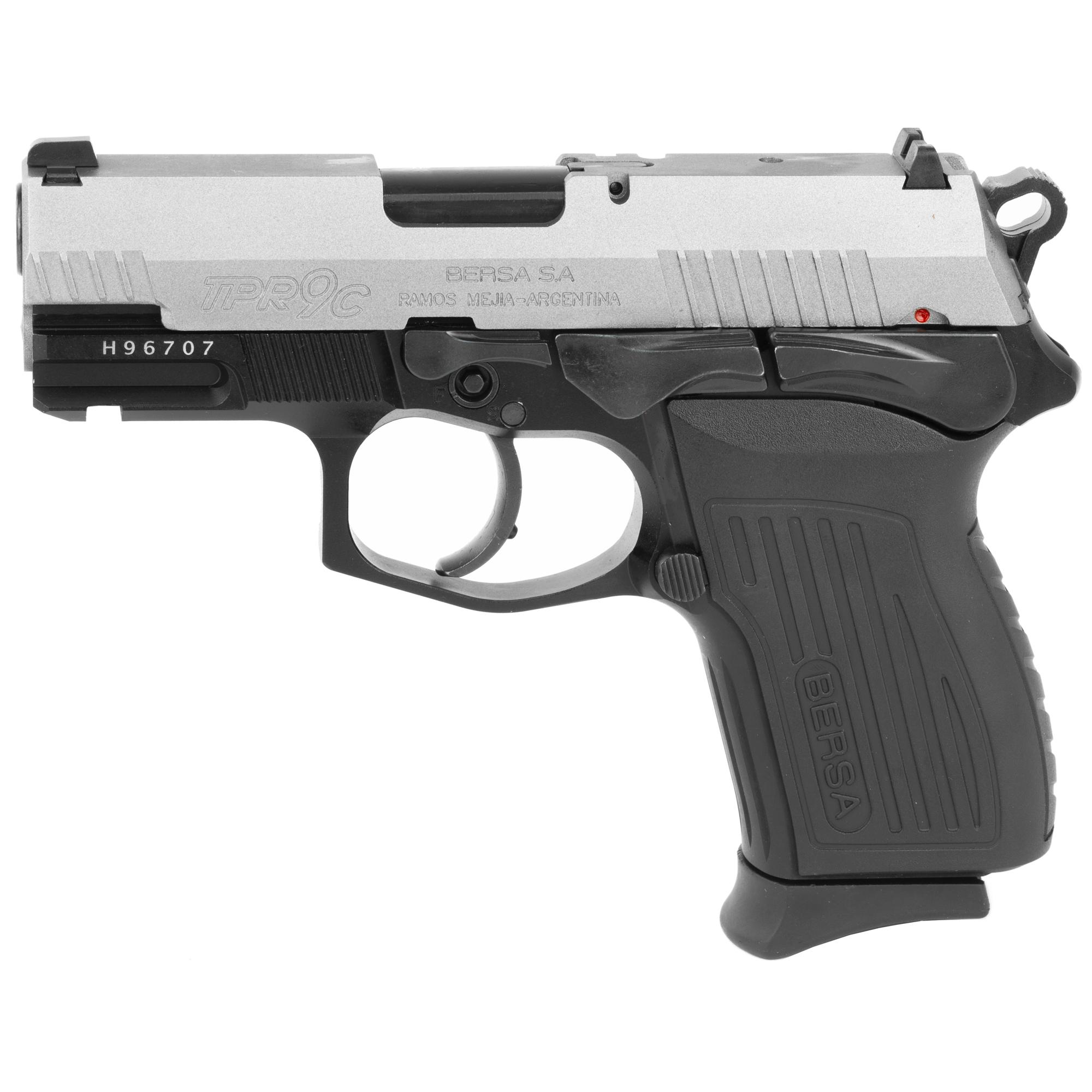 "Bersa Tprc 9mm Cmp Dt 3.2"" 13rd"