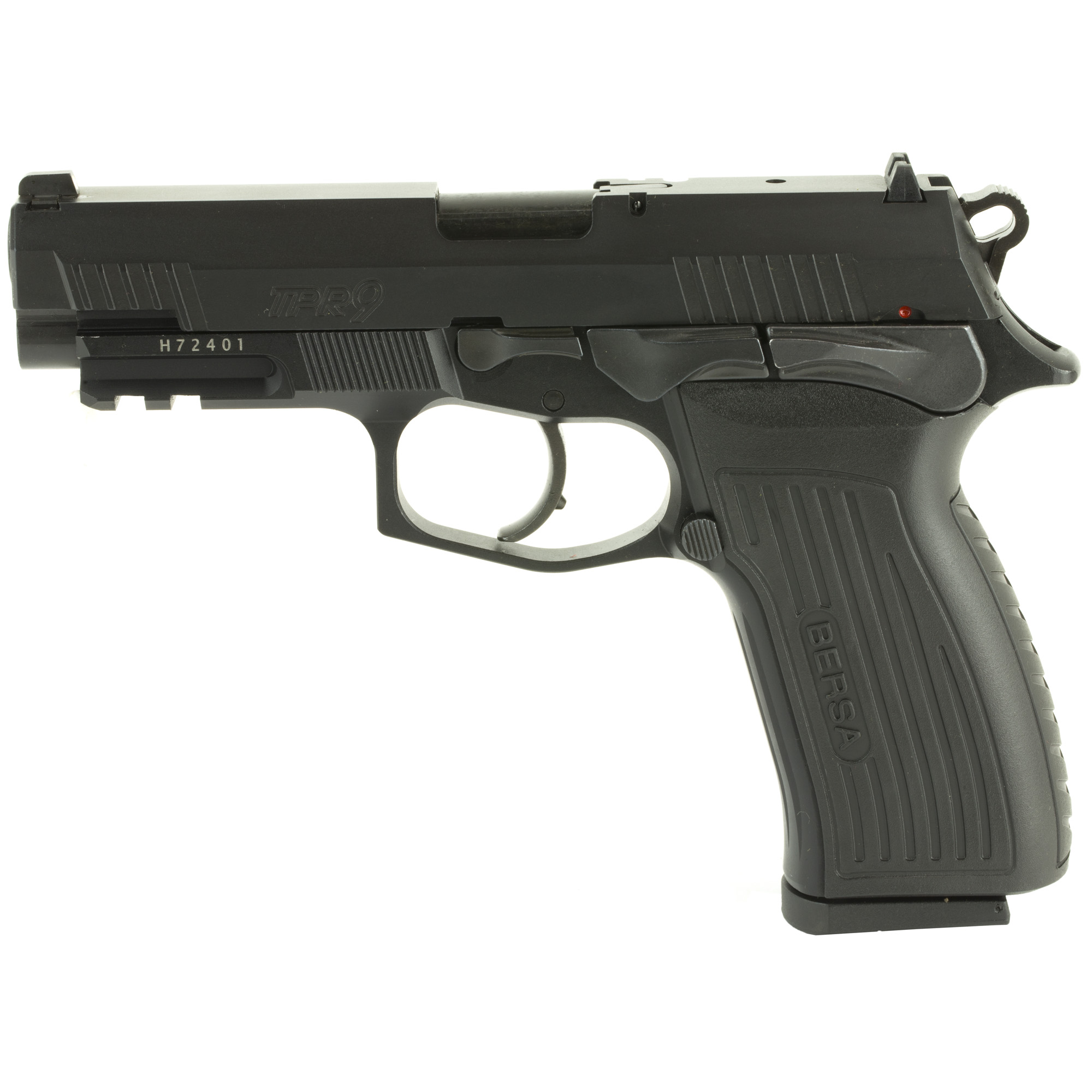 """Bersa Tpr 9mm Blk 4.2"""" 17 Rd"""