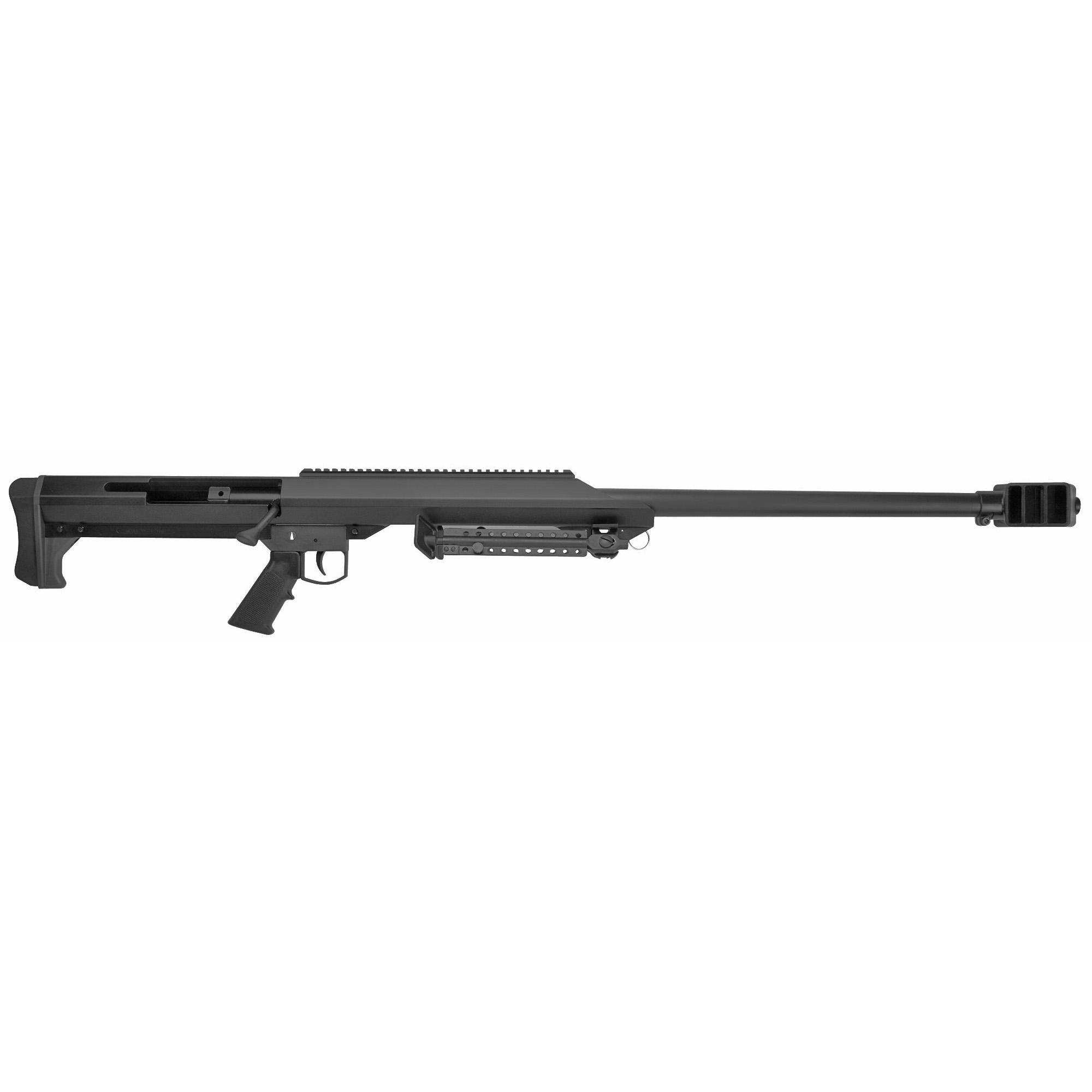 """Barrett 99-416 .416b Sgl Shot 32""""blk"""