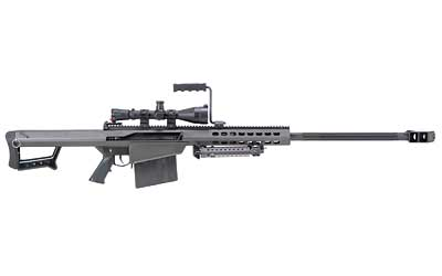 "Barrett 82a1 50bmg Semi 29"" W/scope"
