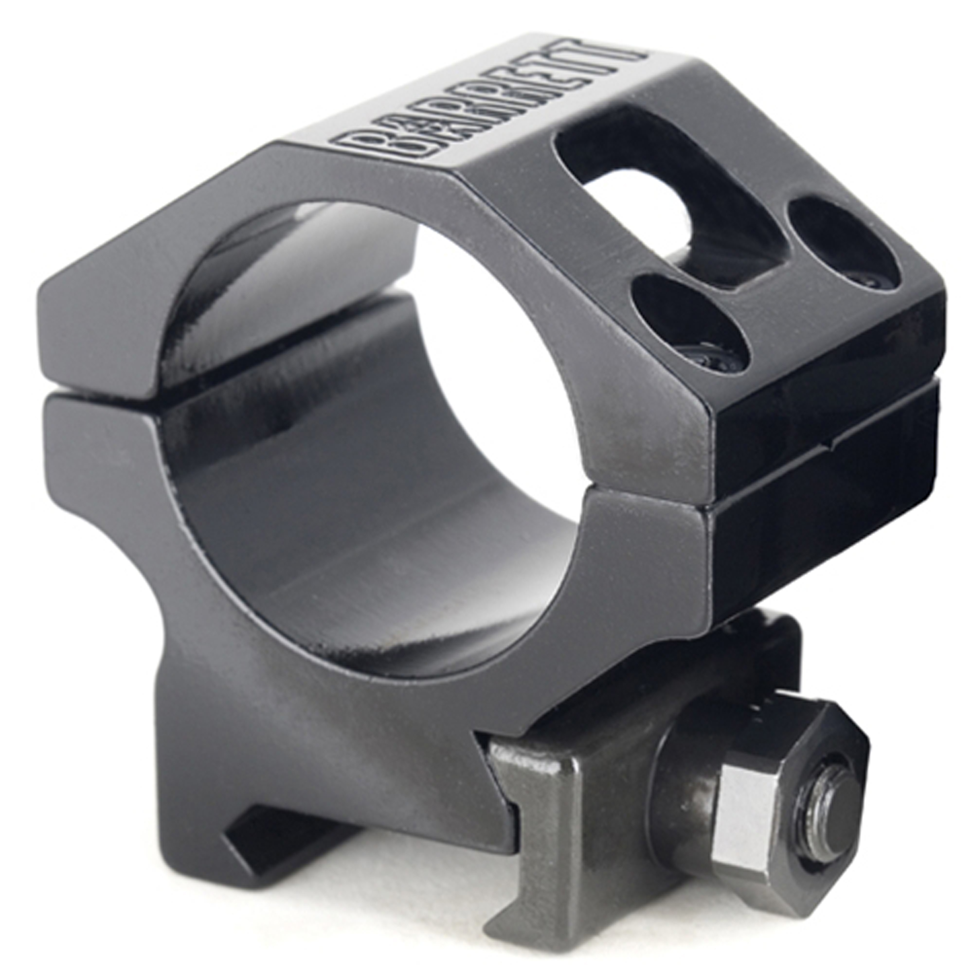 "Barrett 30mm Zero Gap Low Rings 1"""