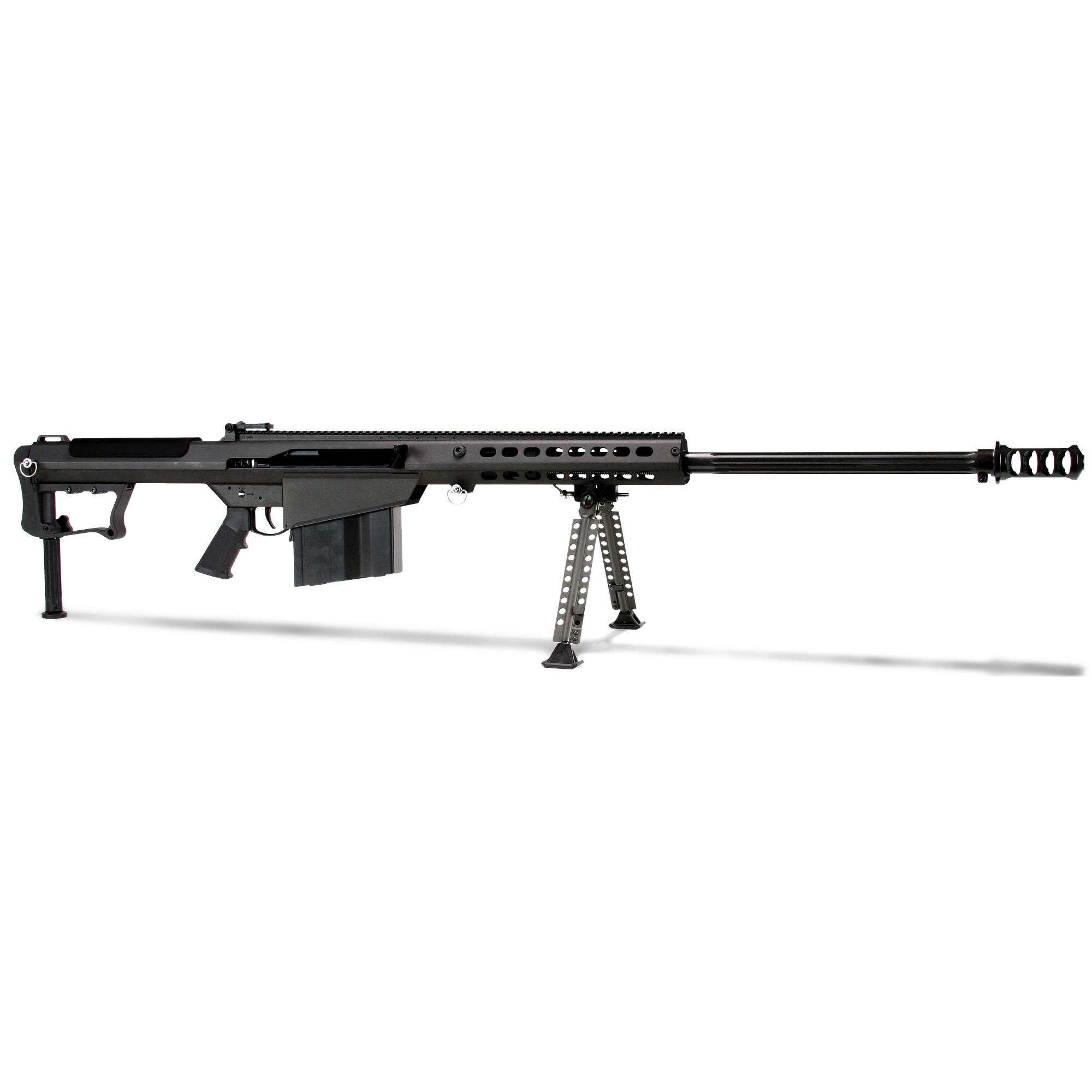 """Barrett M107a1 50bmg 29"""" Blk 10rd"""