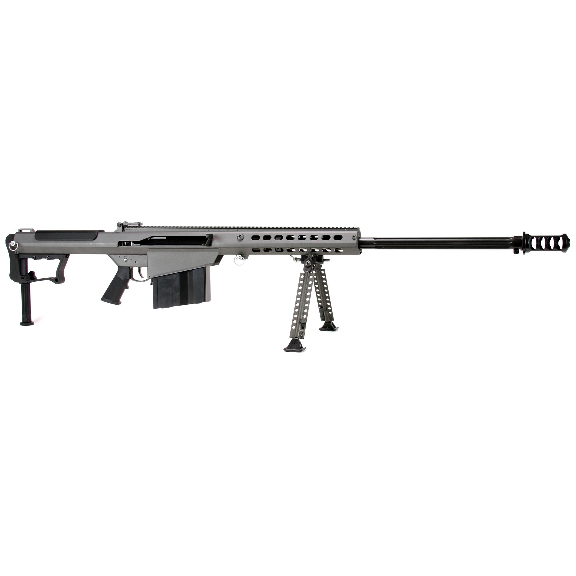 "Barrett M107a1 50bmg 29"" Gry 10rd"