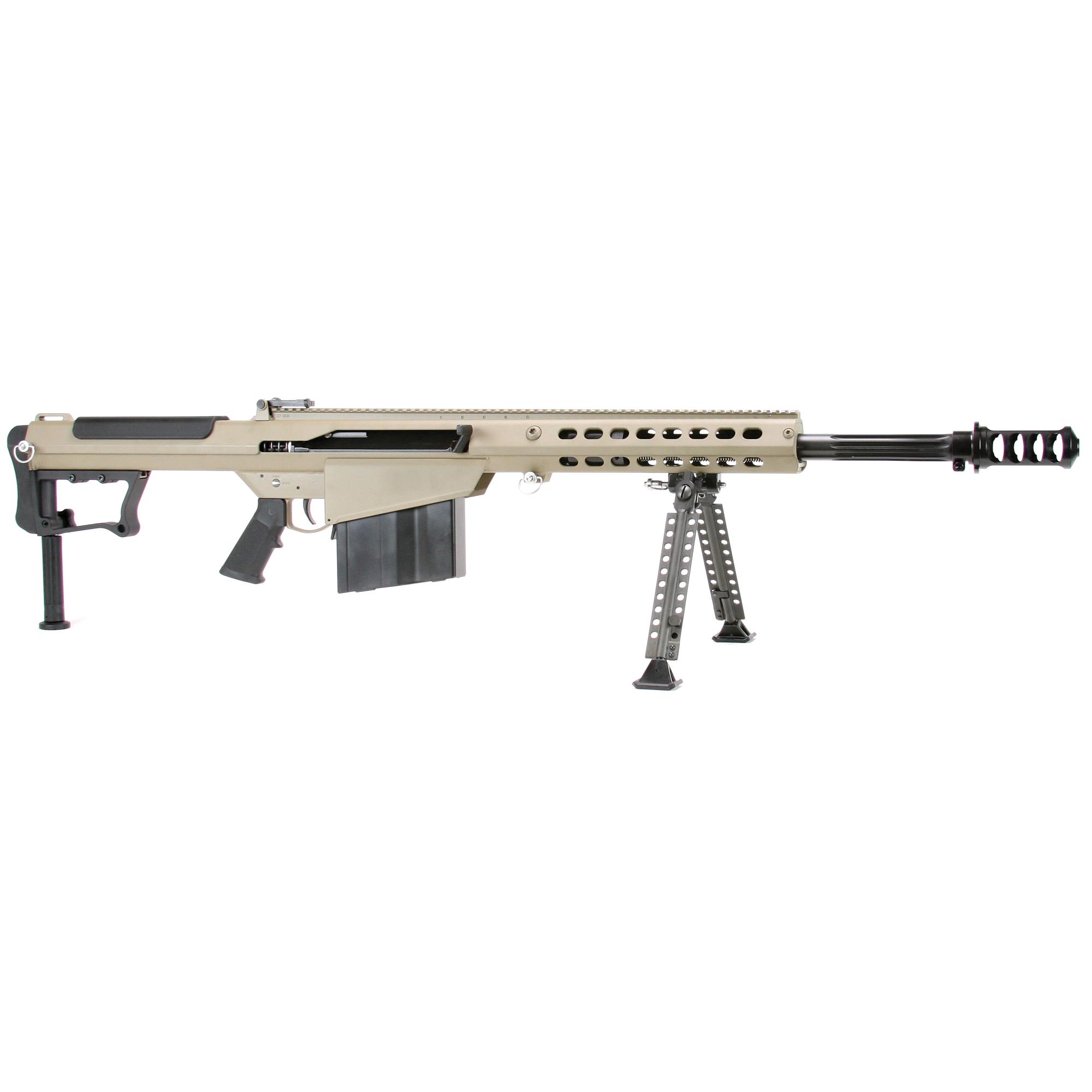 """Barrett M107a1 50bmg 20"""" Fde 10rd"""