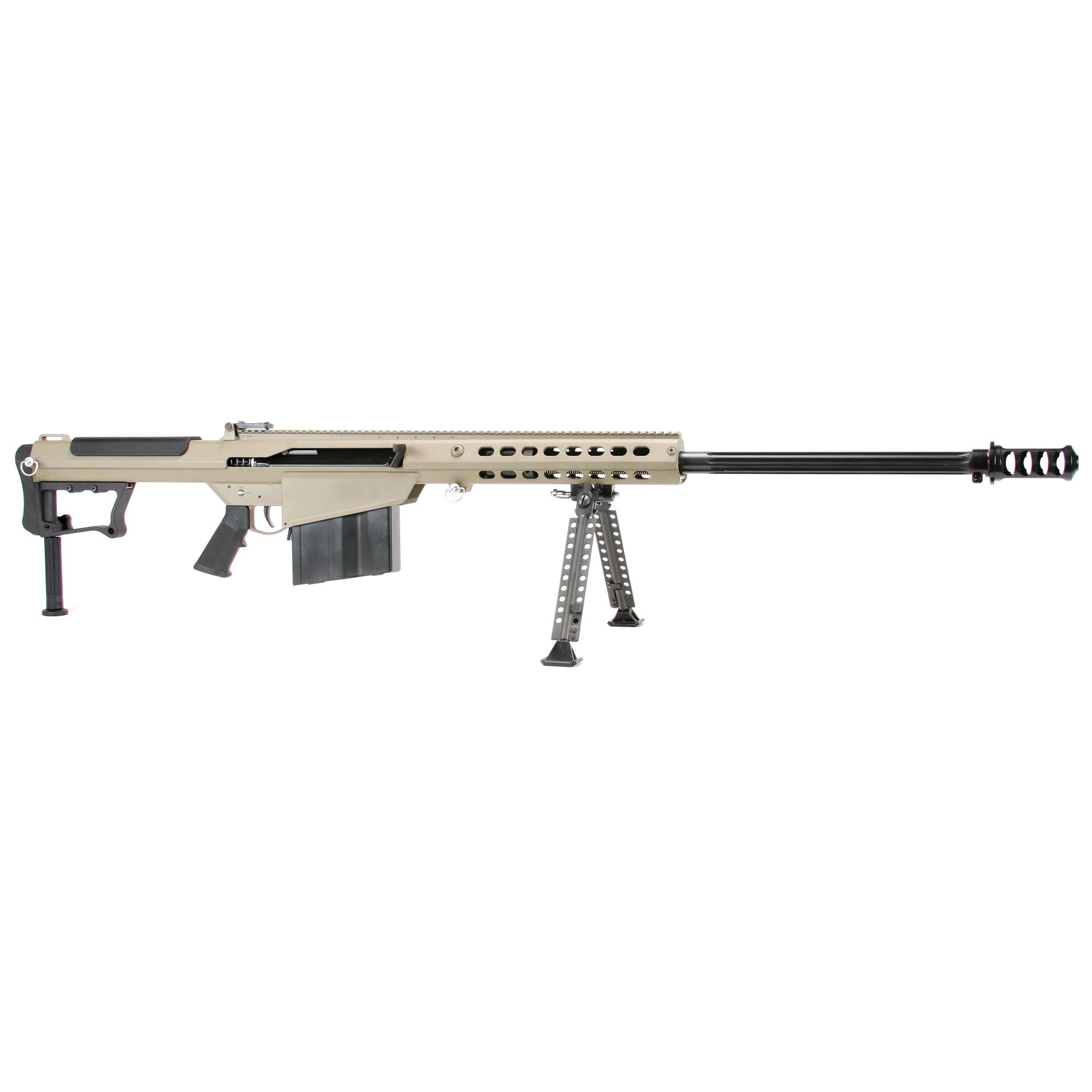 """Barrett M107a1 50bmg 29"""" Fde 10rd"""