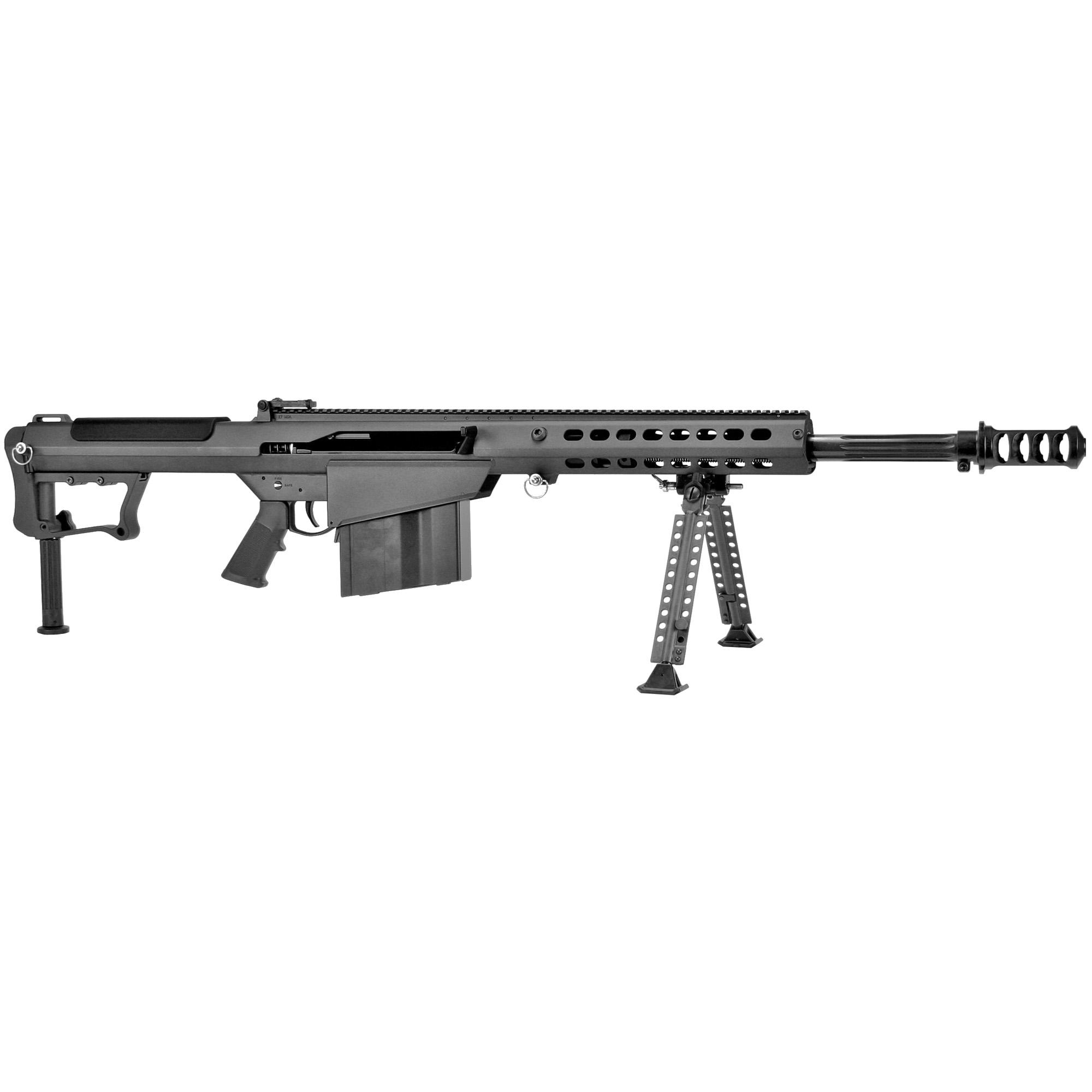 """Barrett M107a1 50bmg 20"""" Blk 10rd"""