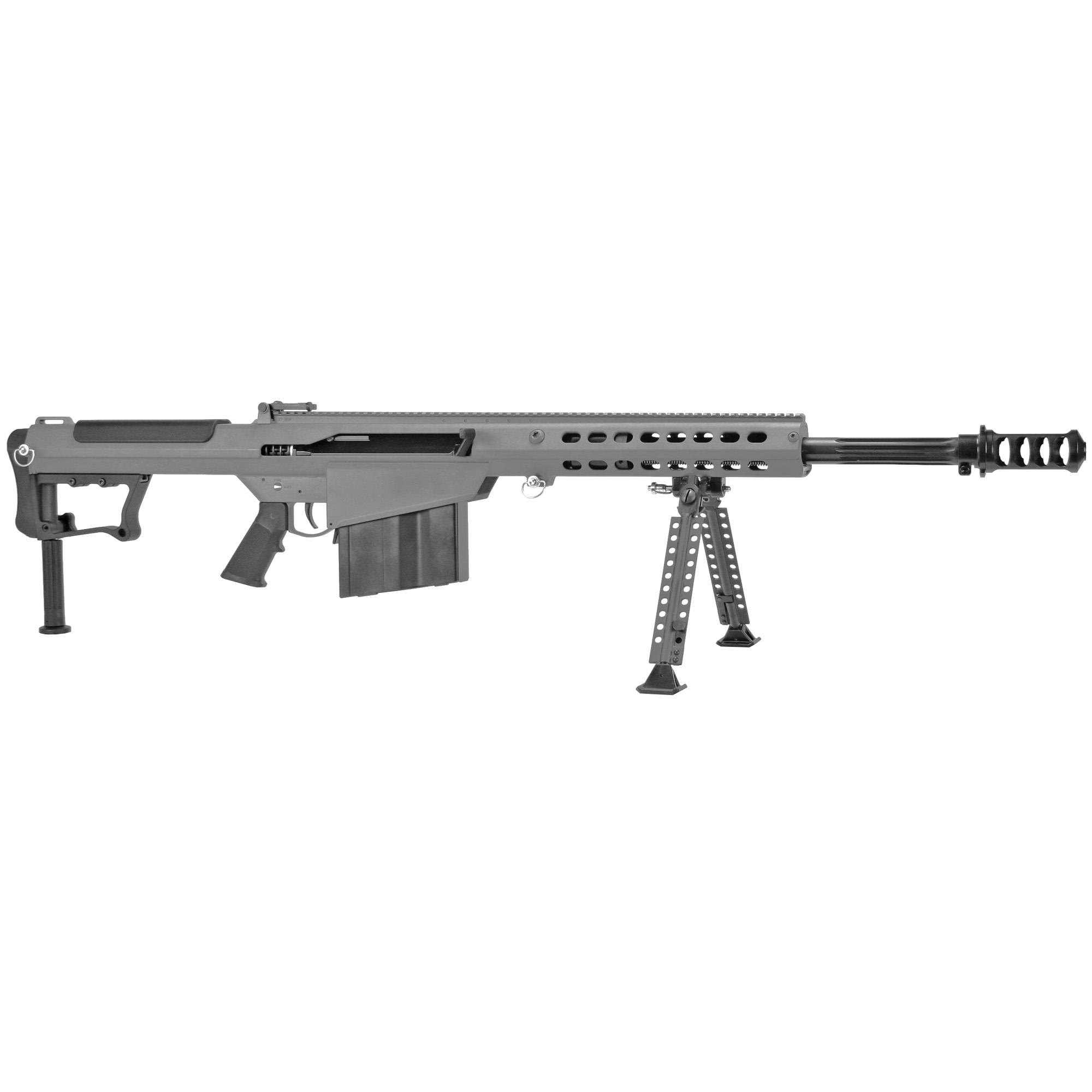 "Barrett M107a1 50bmg 20"" Gry 10rd"
