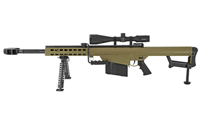"Barrett 82a1 50bmg 20"" Fde Nf Scope"