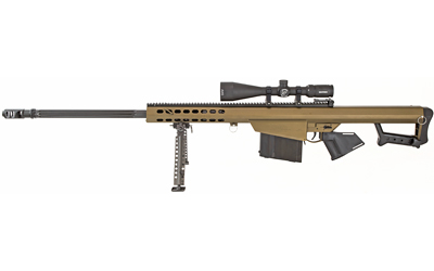 "Barrett 82a1 416 29"" Brz Nf Scope"