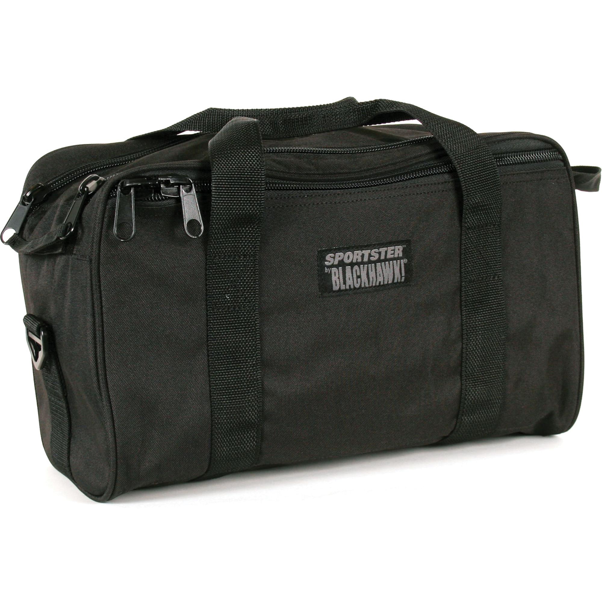 Bh Sprtstr Pstl Range Bag Blk