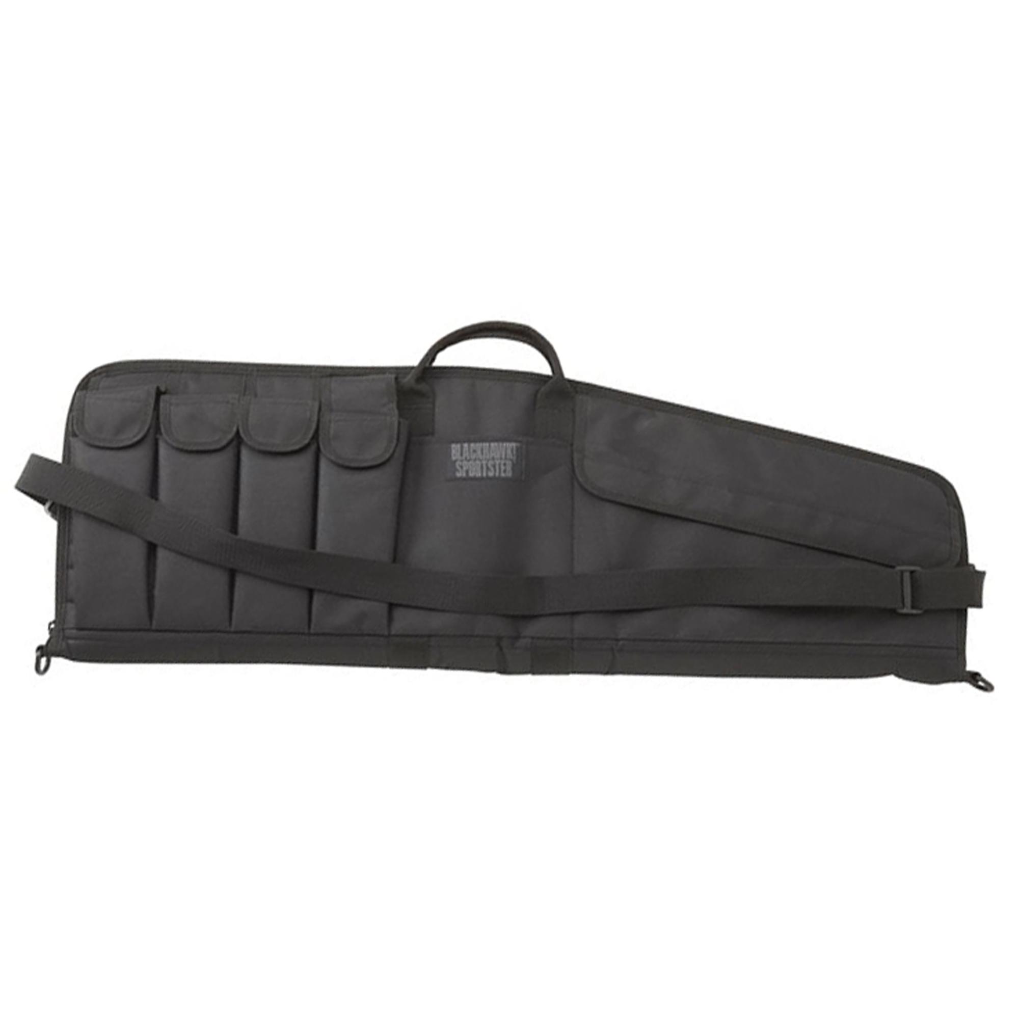 "Bh Sport 36"" Tact Carbine Case Bk"