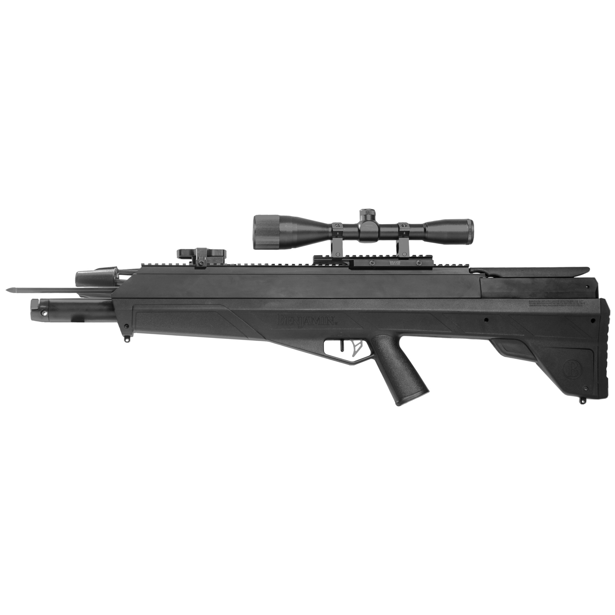 Benjamin Airbow Pcp 6x40mm