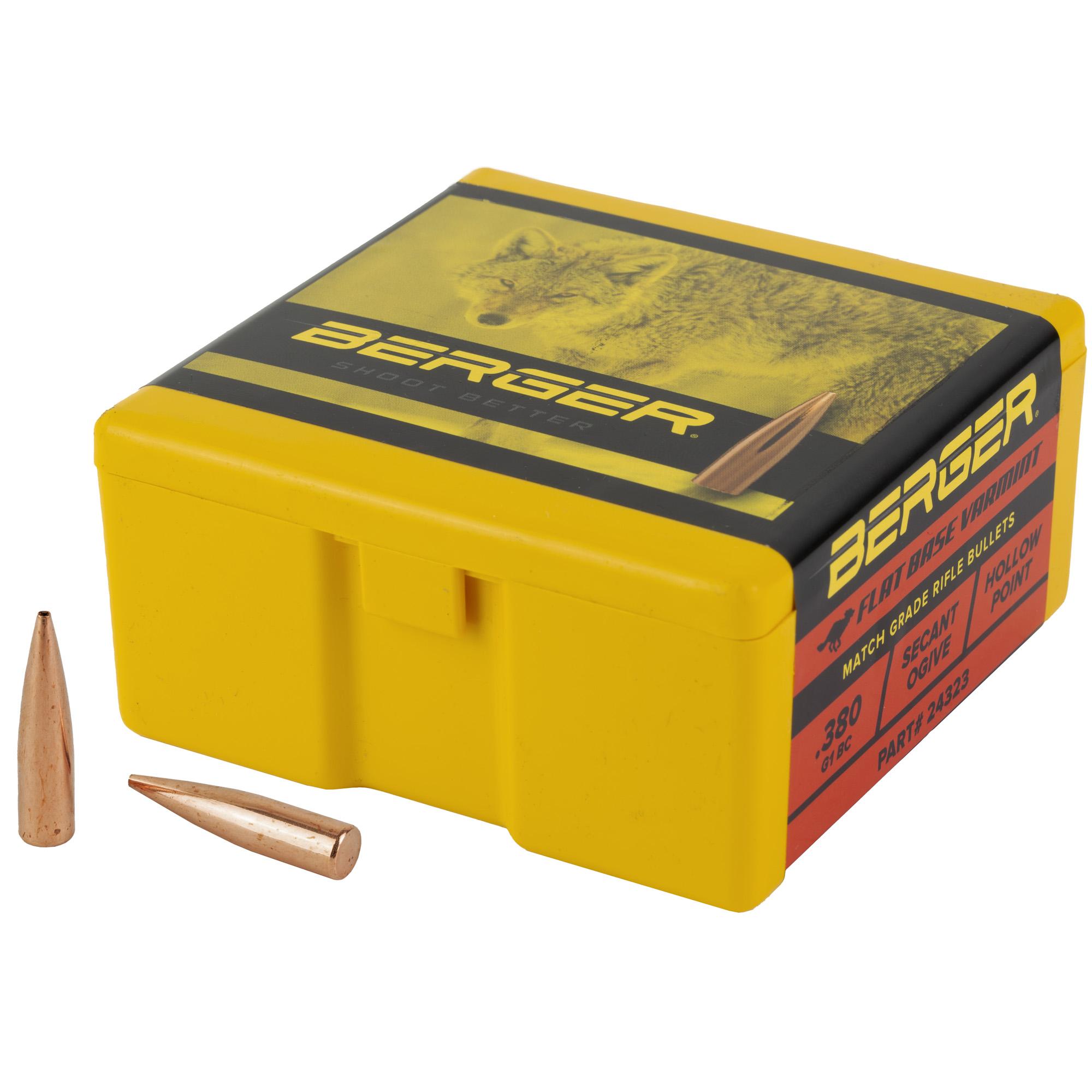Berger 6mm 88gr Bc Varm Fb 100ct