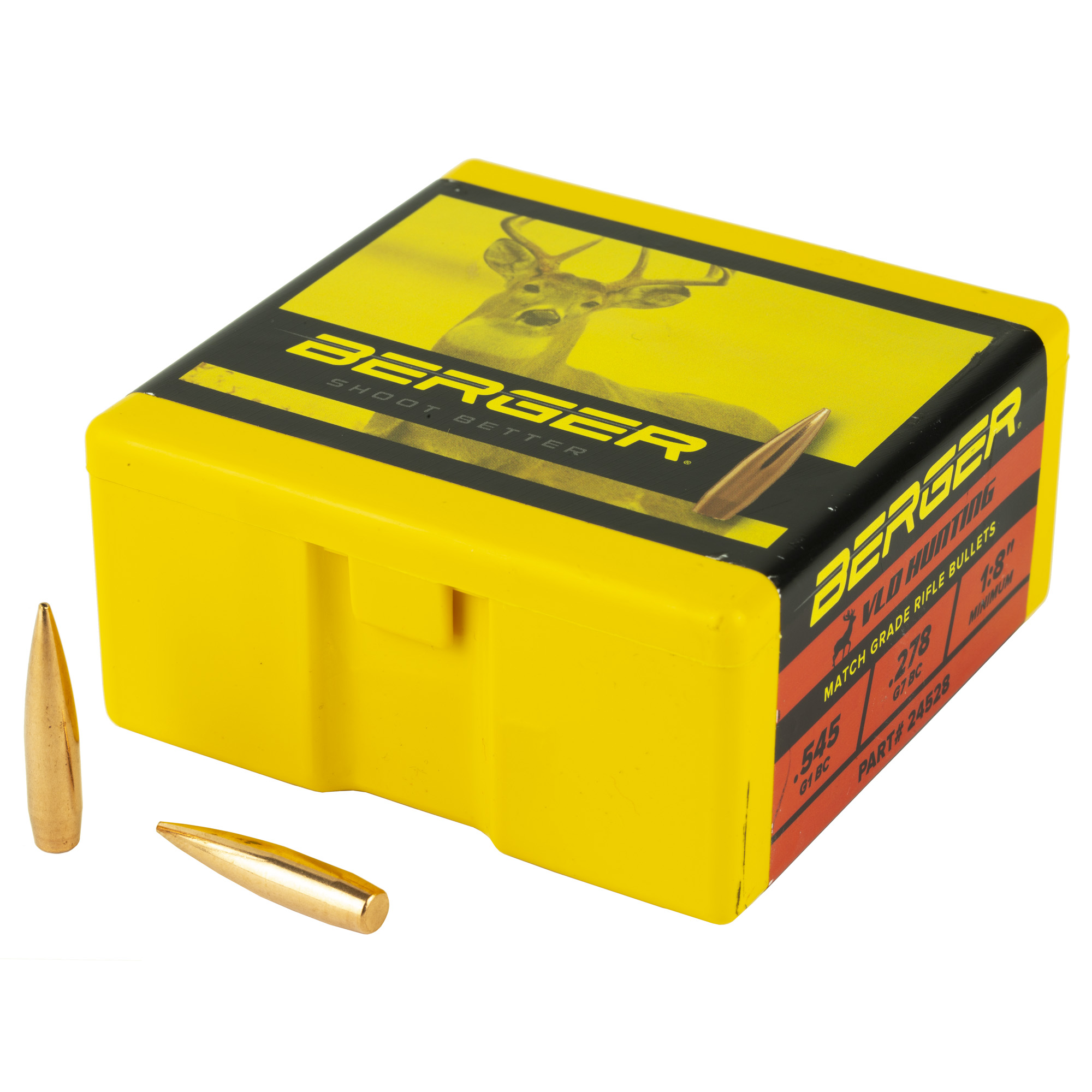 Berger .243 105g Hunt Vld 100ct