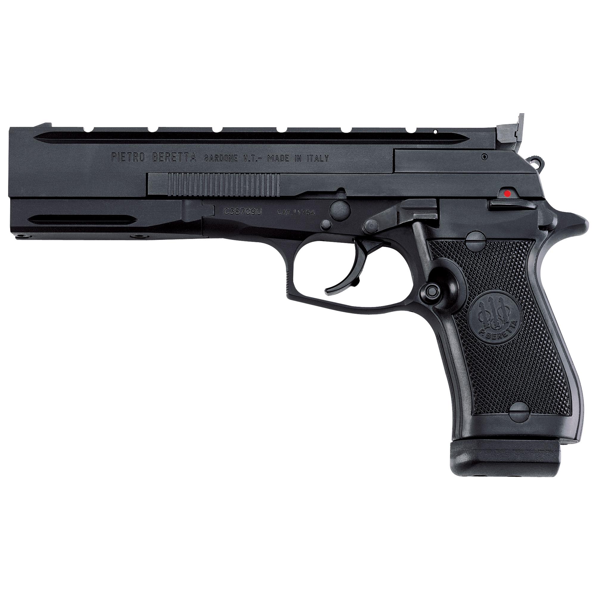Beretta 87 Target 22lr Weaver Rail
