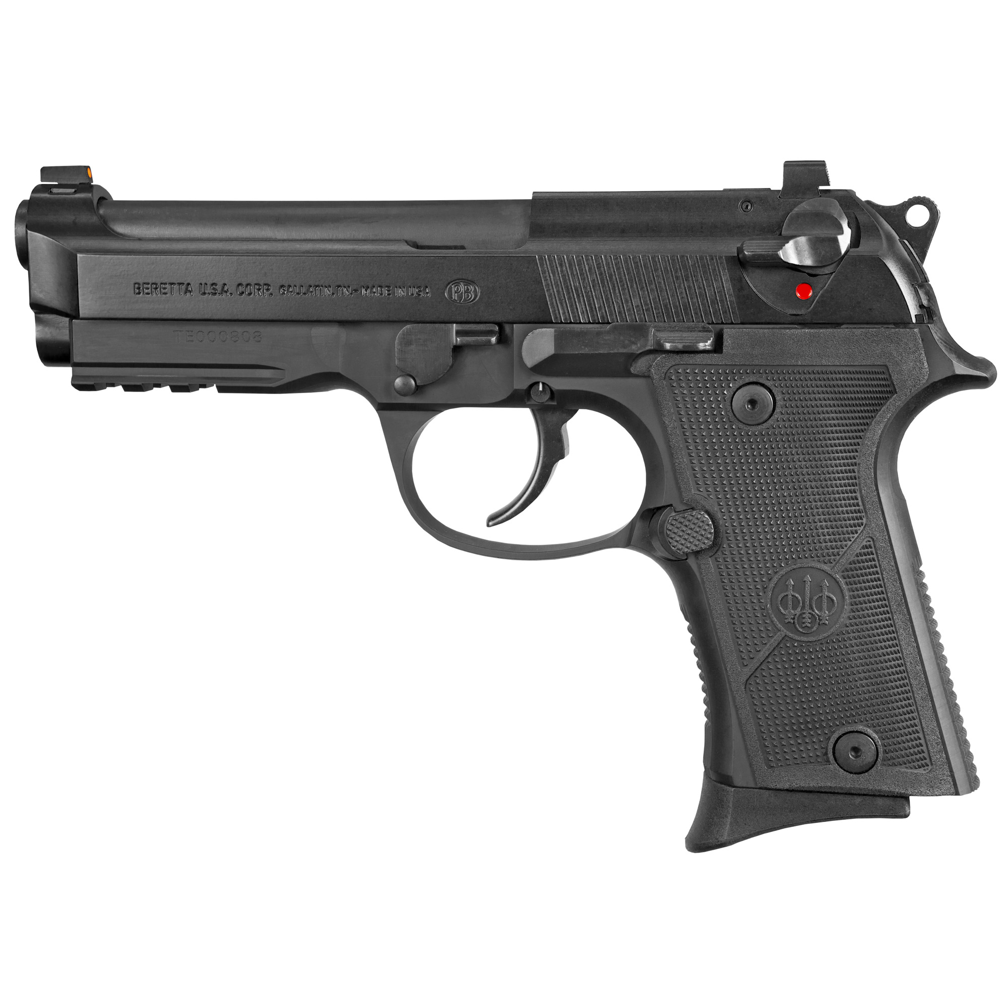 "Beretta 92x Gr Cmp-r 9mm 4.3"" 10rd"