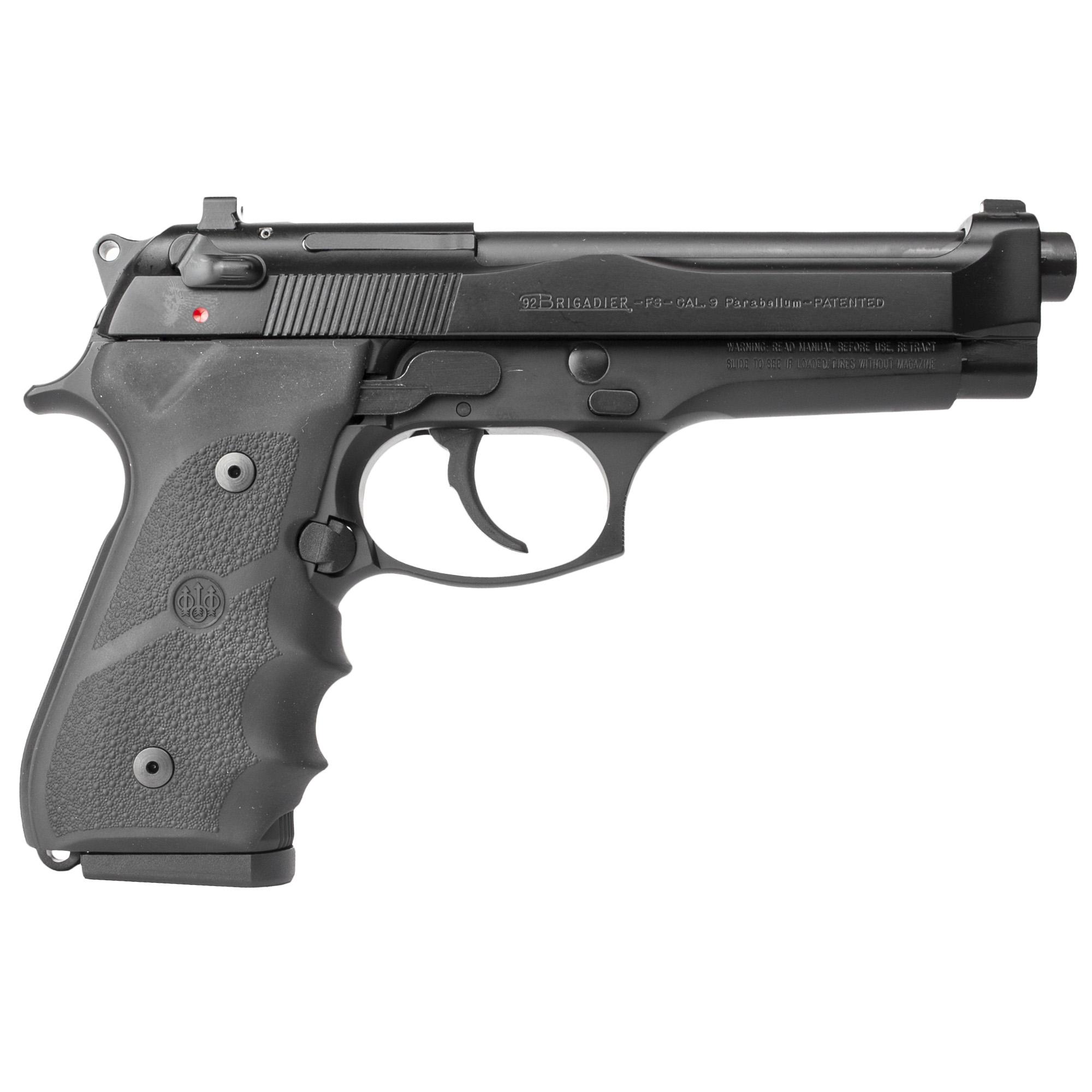 Beretta 92fs Brigadier Ca 9mm 10rd