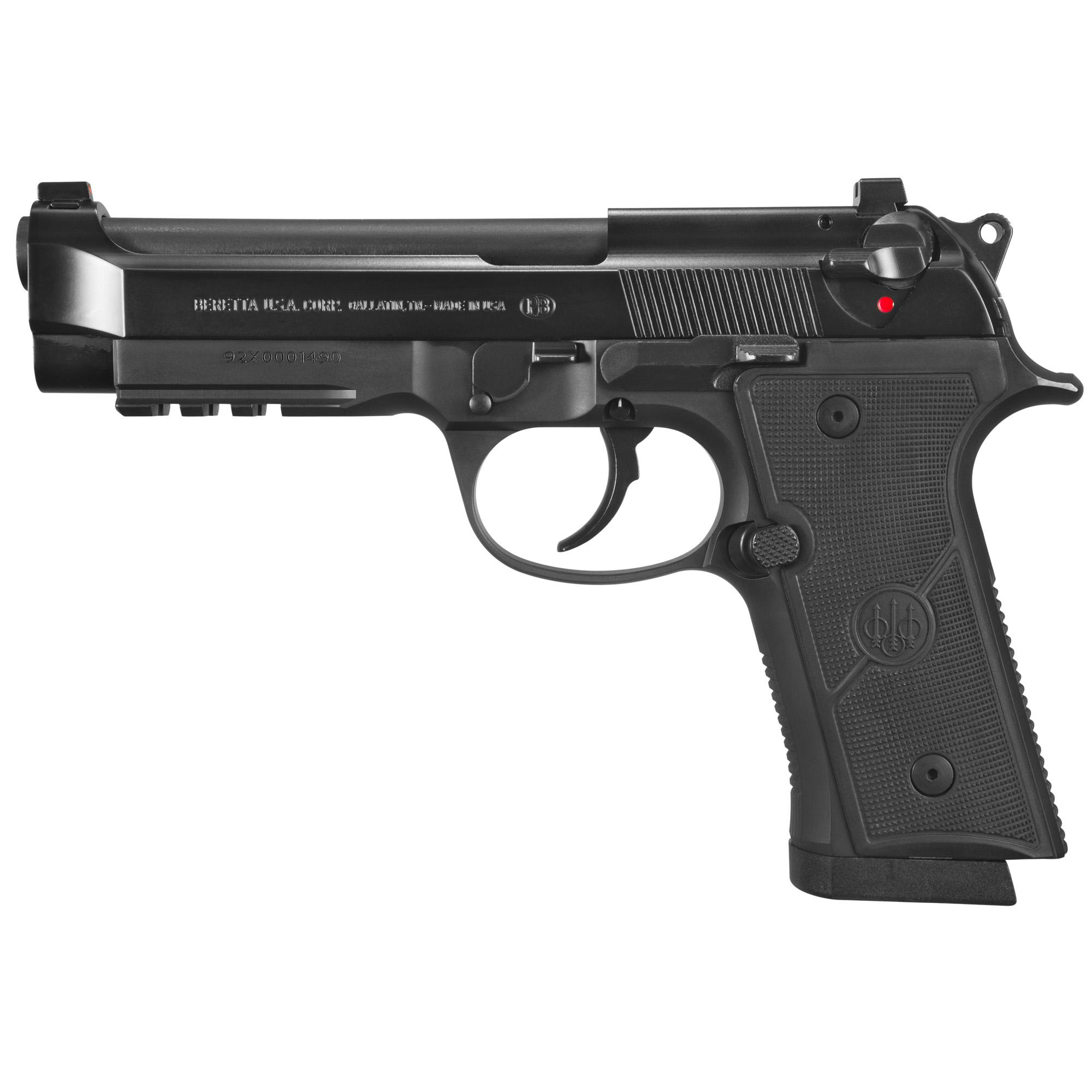 """Beretta 92x Fr Full 9mm 4.7"""" 10rd"""