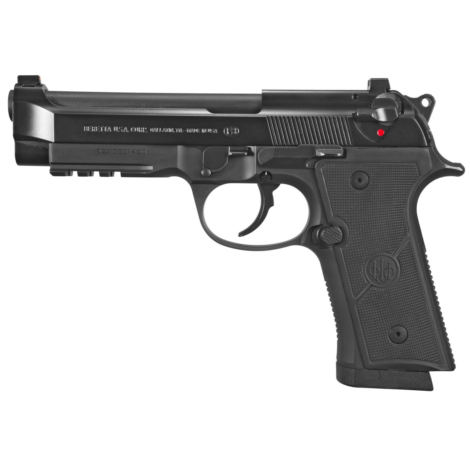 """Beretta 92x Gr Full 9mm 4.7"""" 17rd"""