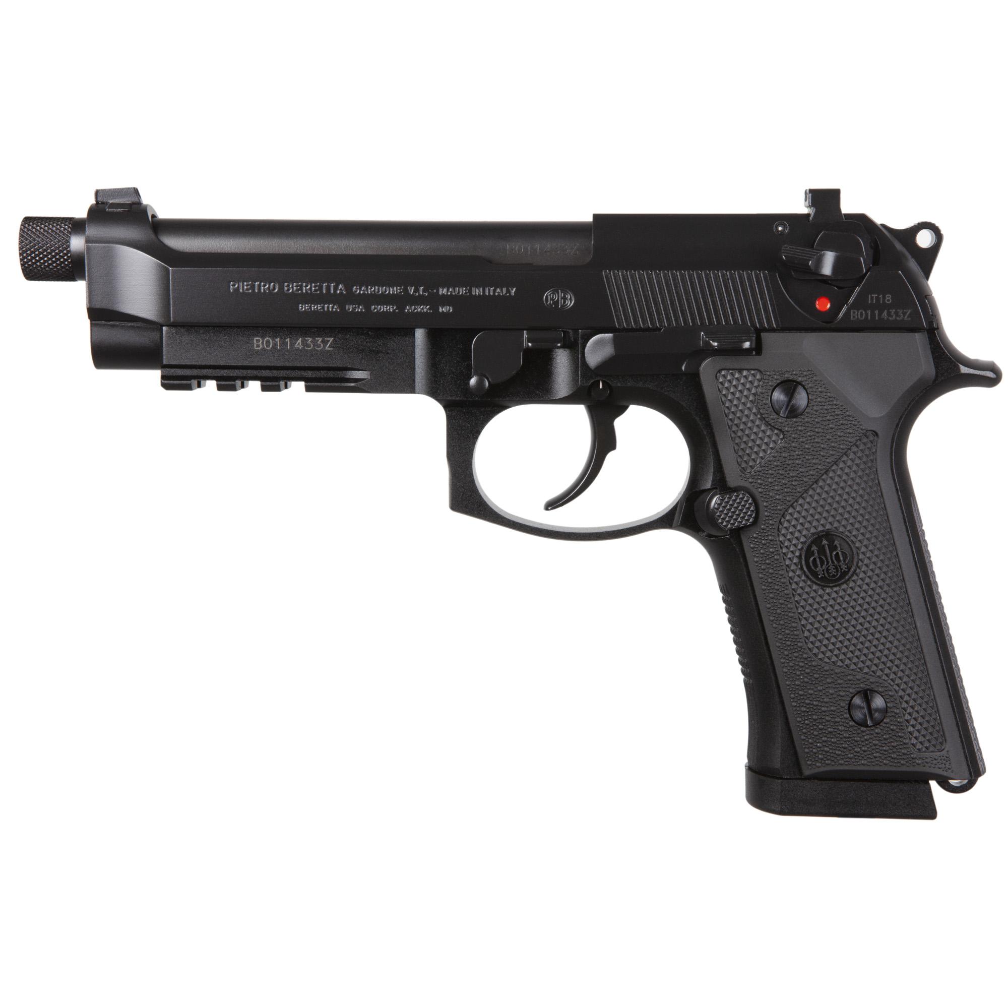 """Beretta M9a3-g 9mm 5"""" 10rd Blk Dec"""