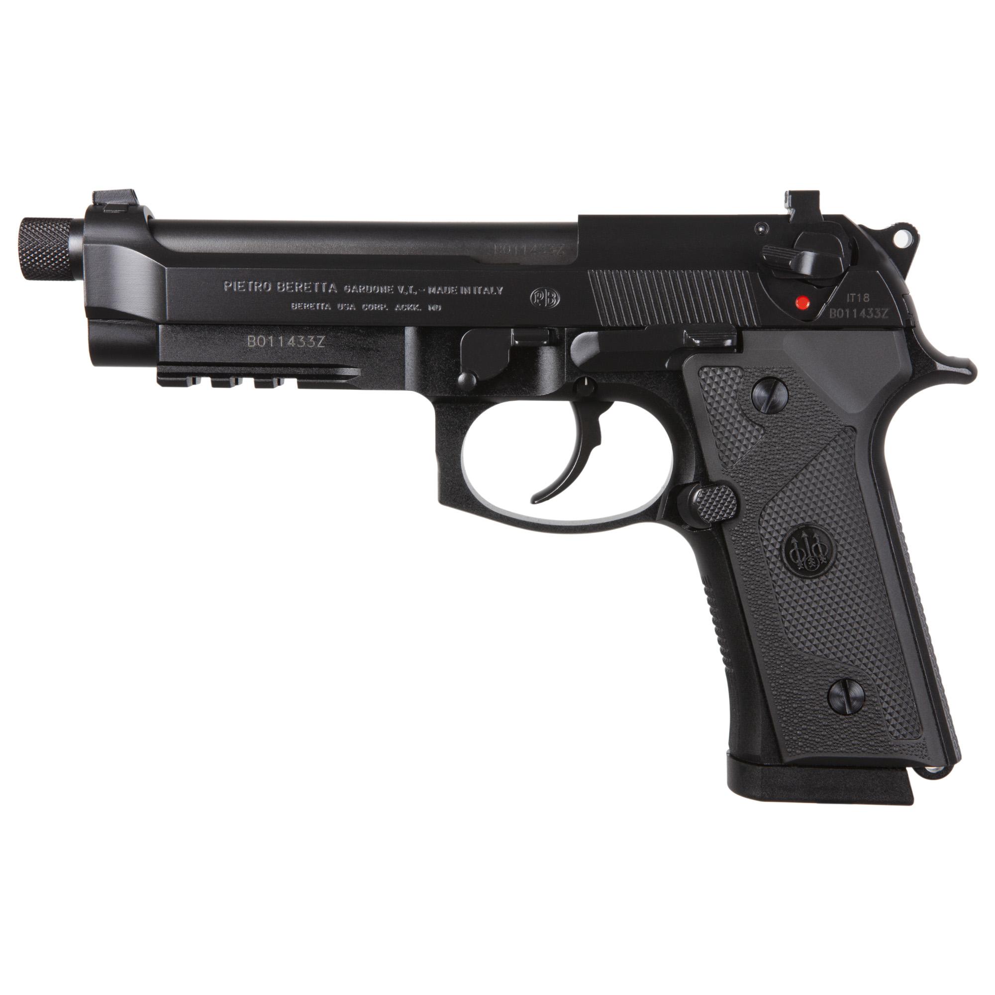 """Beretta M9a3-g 9mm 5"""" 17rd Blk Dec"""