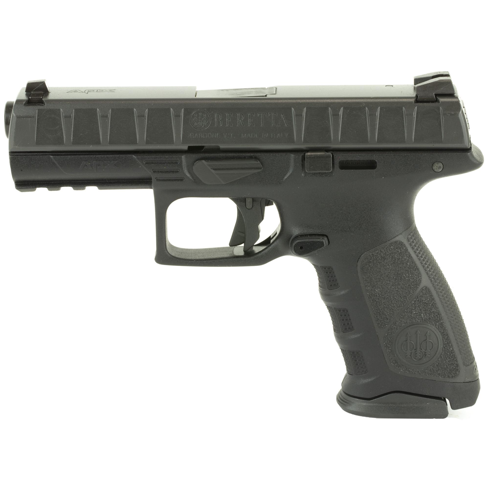 """Beretta Apx 40sw 4.25"""" Black 15rd"""