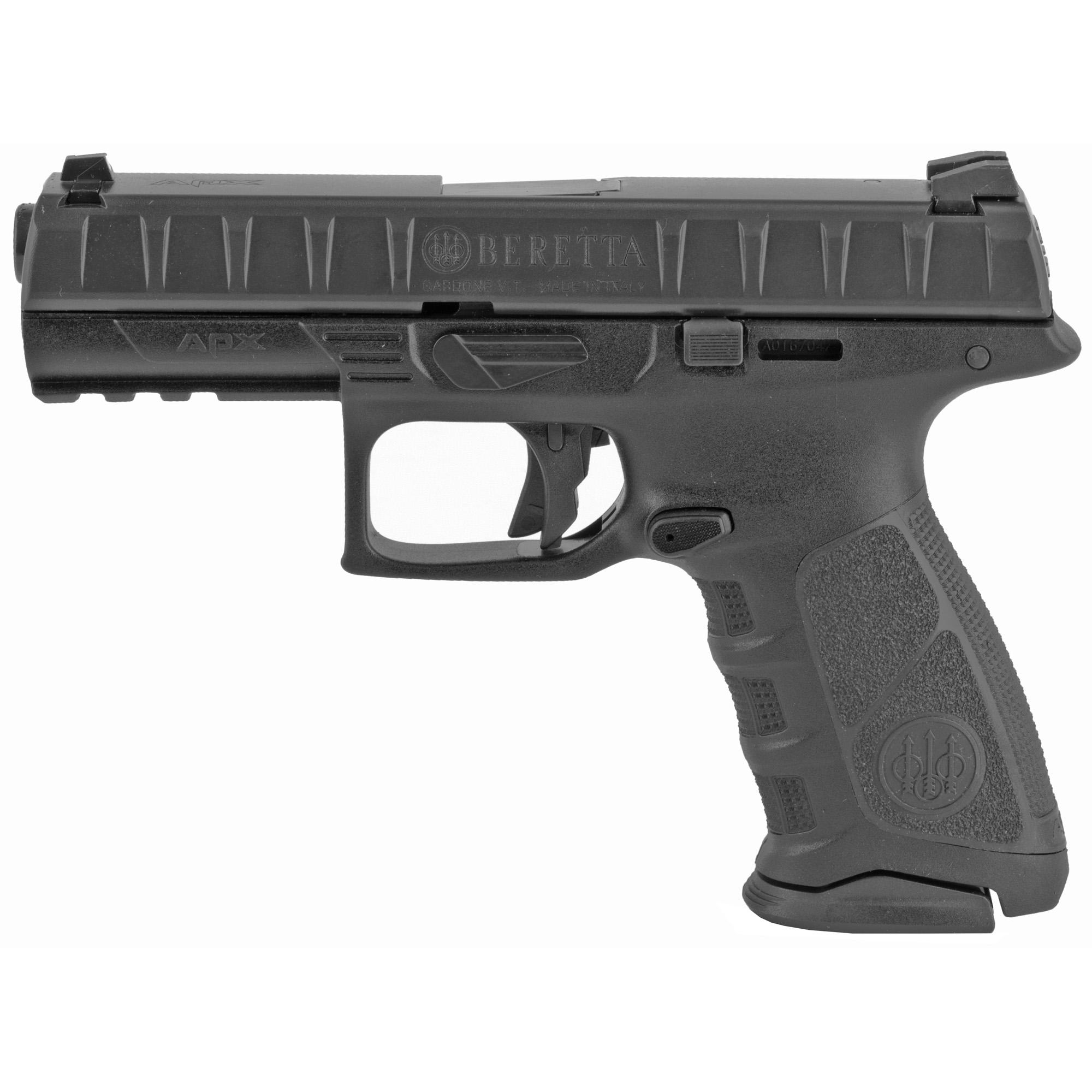 "Beretta Apx 9mm 4.25"" Blk 10rd Blem"