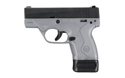 "Beretta Nano 9mm 3"" 6&8rd Gry 3 Dot"