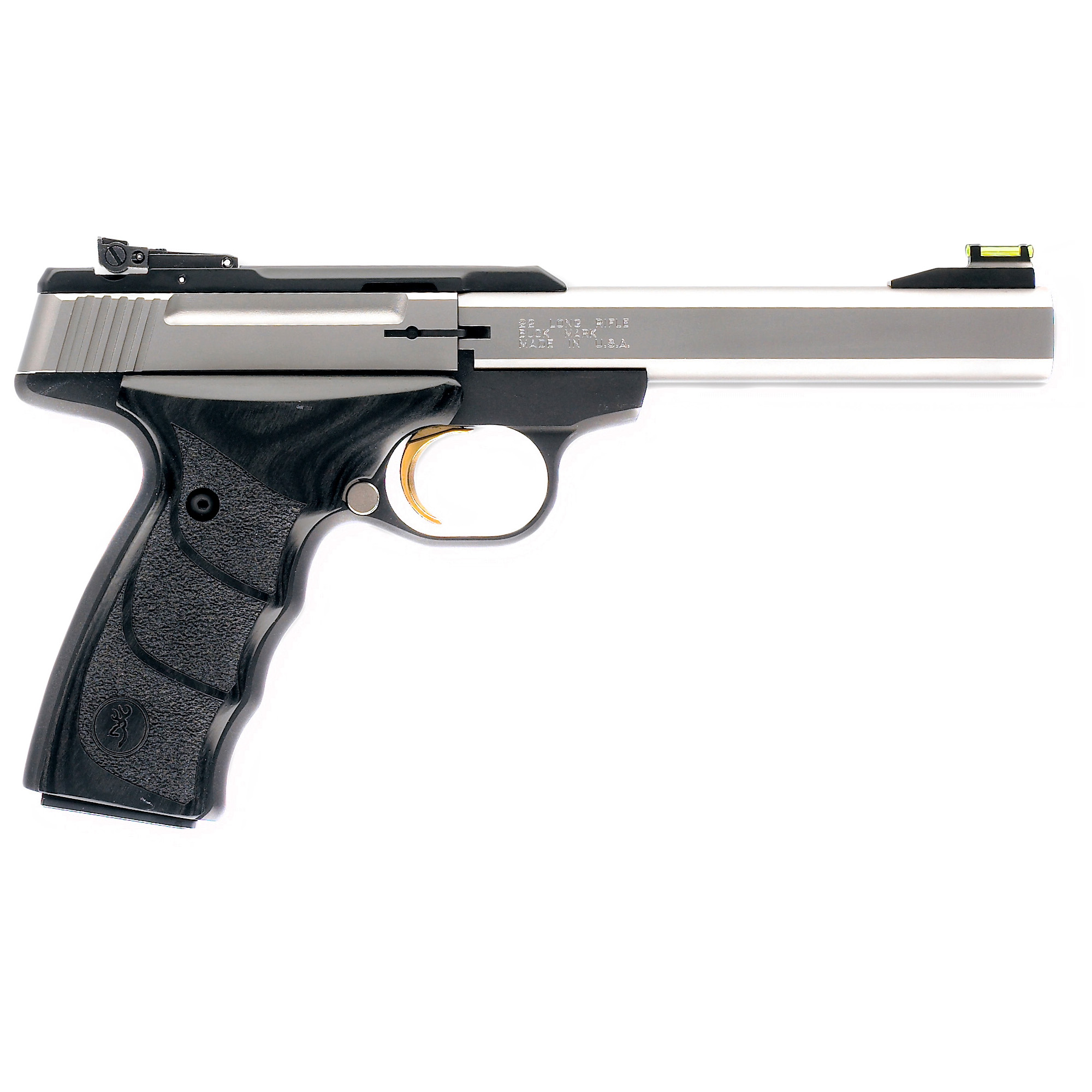 "Brown Bm Plus Udx 22lr 5.5"" Blk/sts"