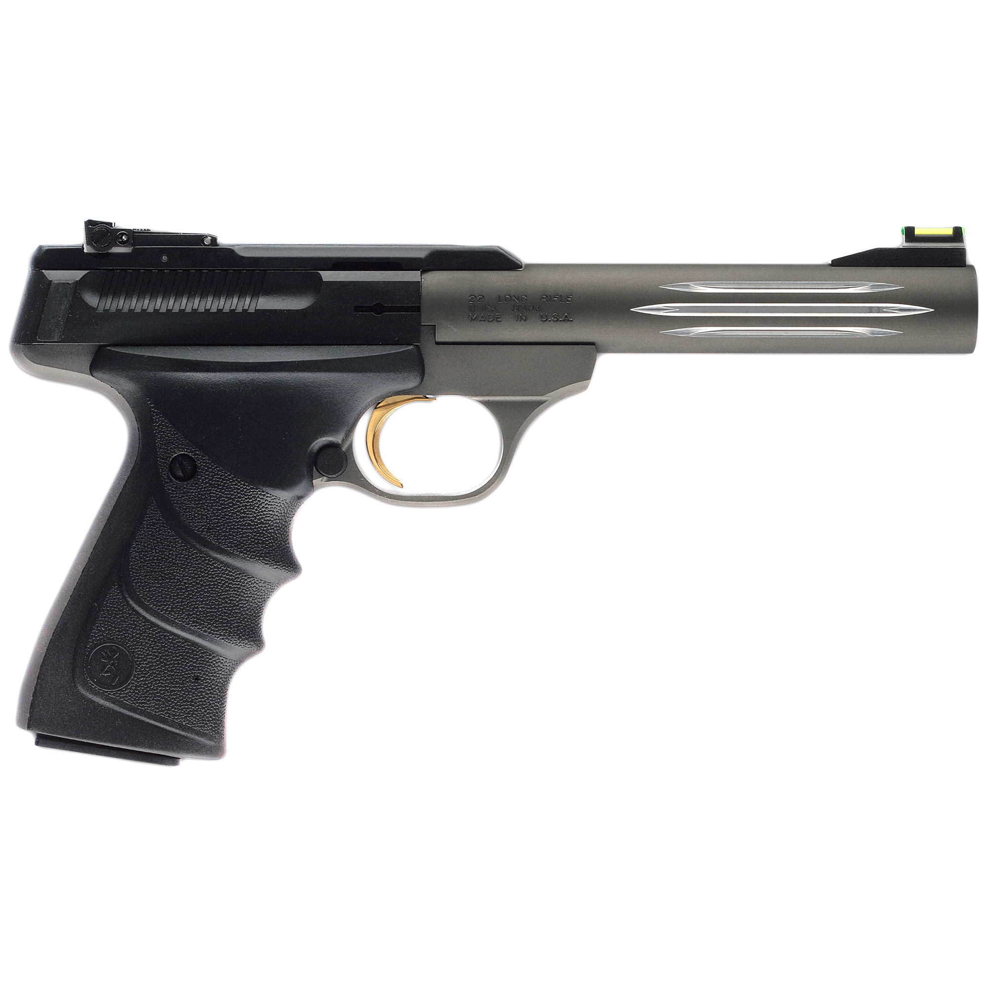"Brown Bm Lite Gray Urx 22lr 5.5"" Blk"