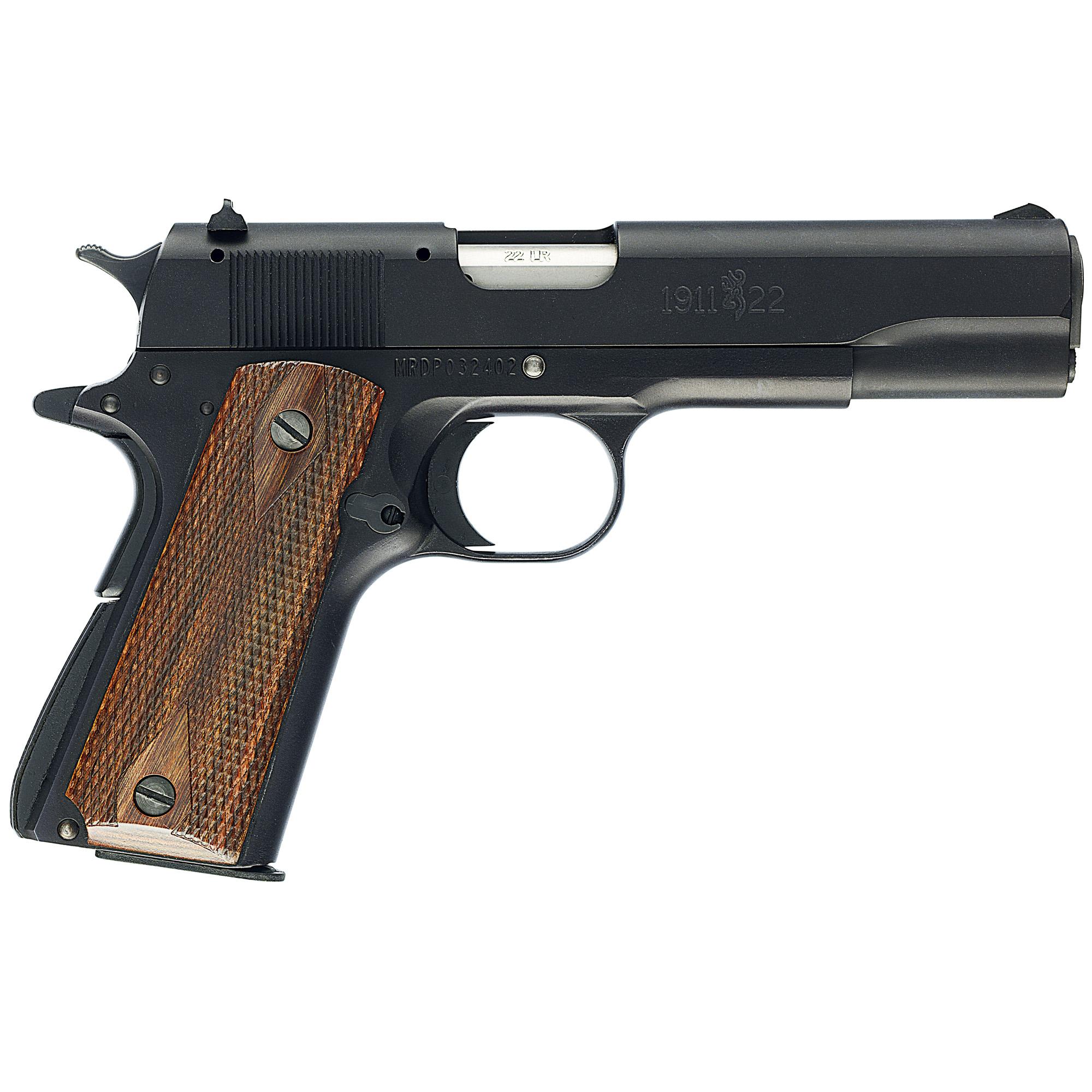 "Brown 1911-22a1 Fs 4.25"" 22lr 10rd"