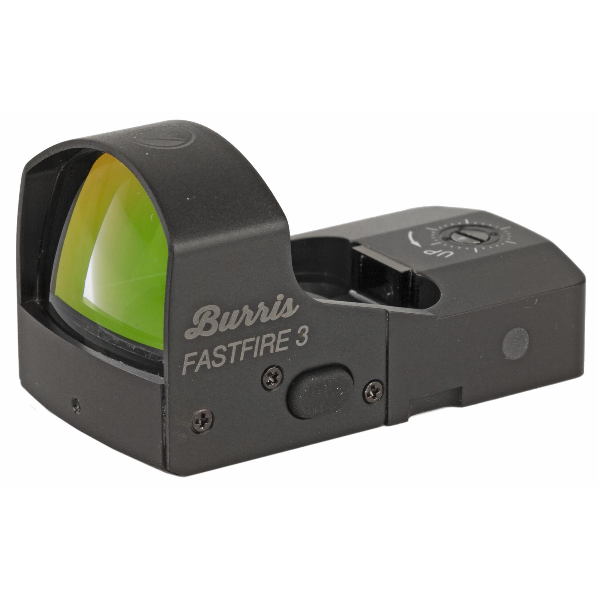 Burris Fastfire 3 3moa Matte