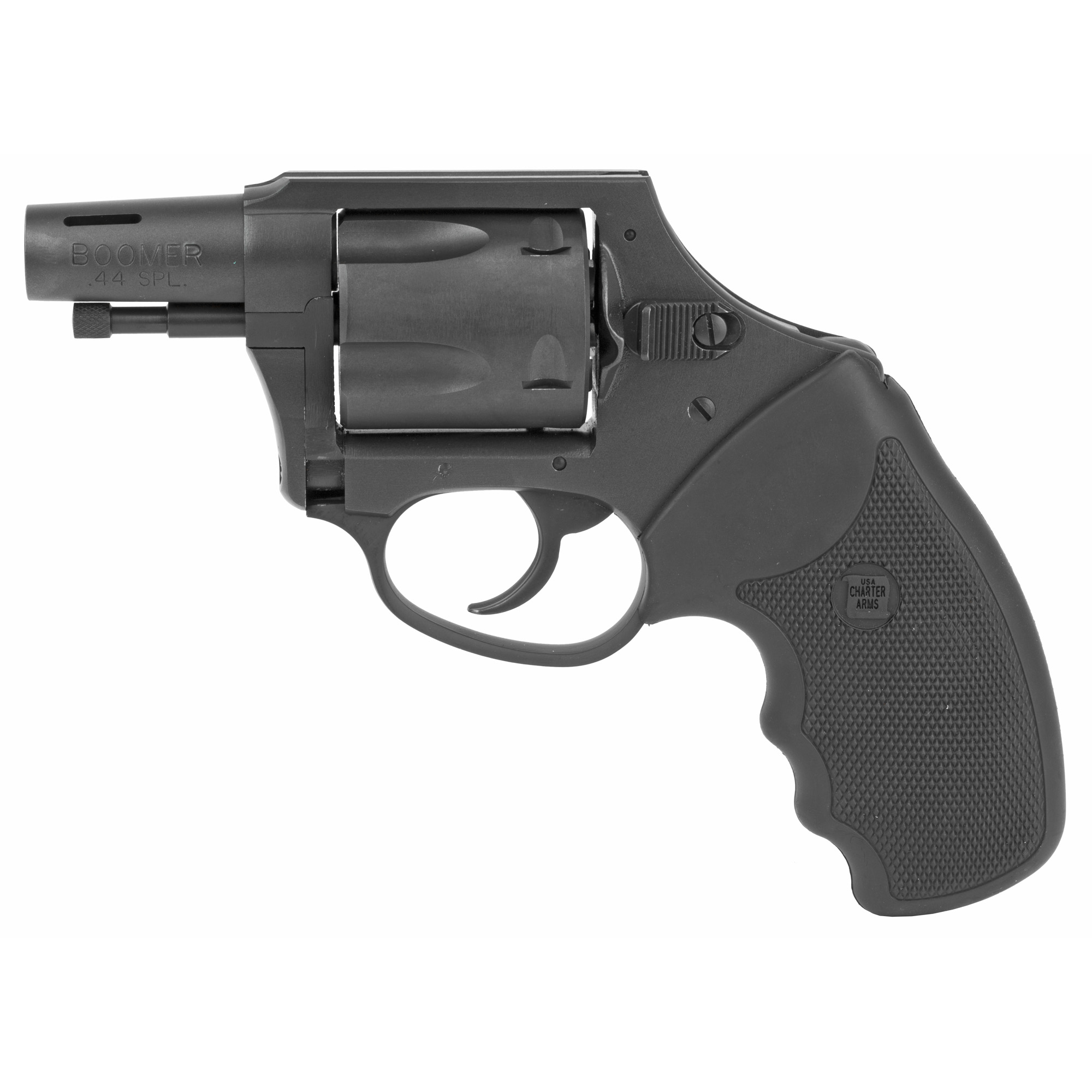 """Charter Arms Boomer 44spl 2"""" 5rd Nit"""