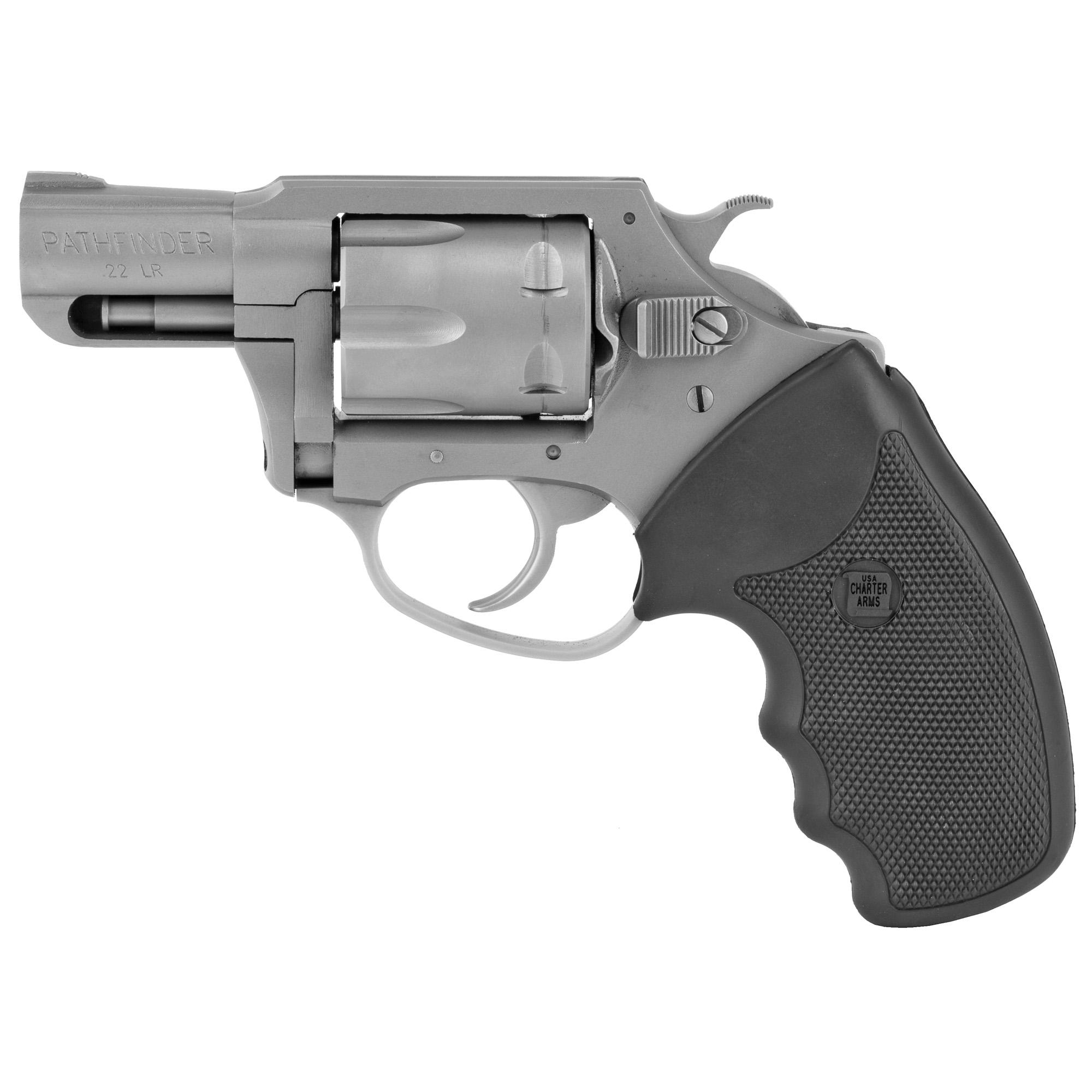 "Charter Arms Pathfinder 22lr Ss 2"""