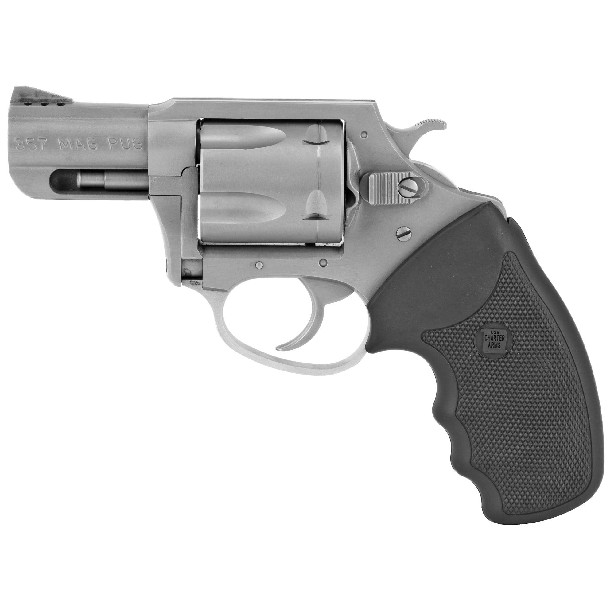 """Charter Arms Magpug 357 2.2"""" 5rd Ss"""