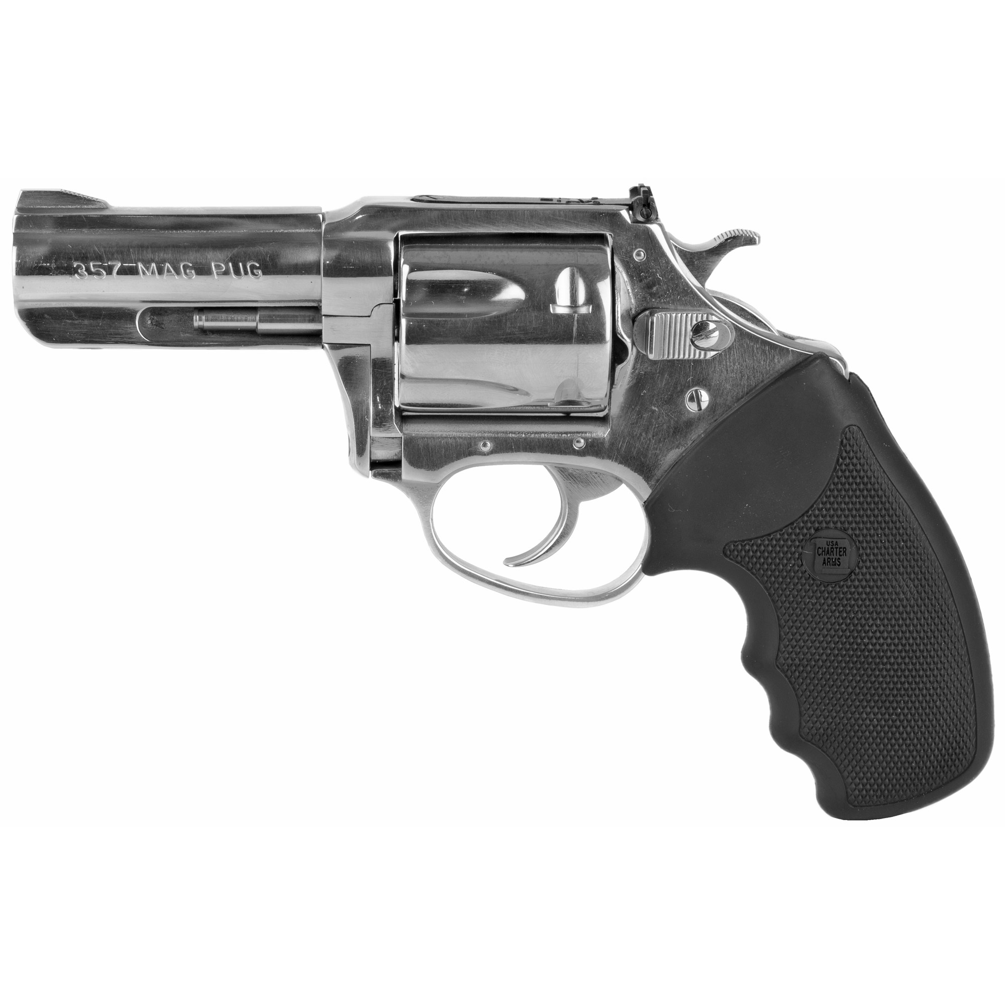 "Charter Arms Mag Pug 357mag 3"" Hp"