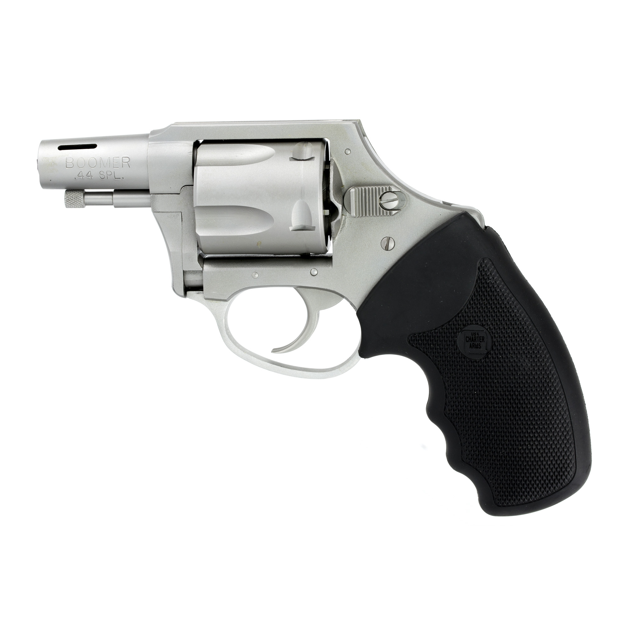 """Charter Arms Boomer 44spl 2"""" 5rd Sts"""