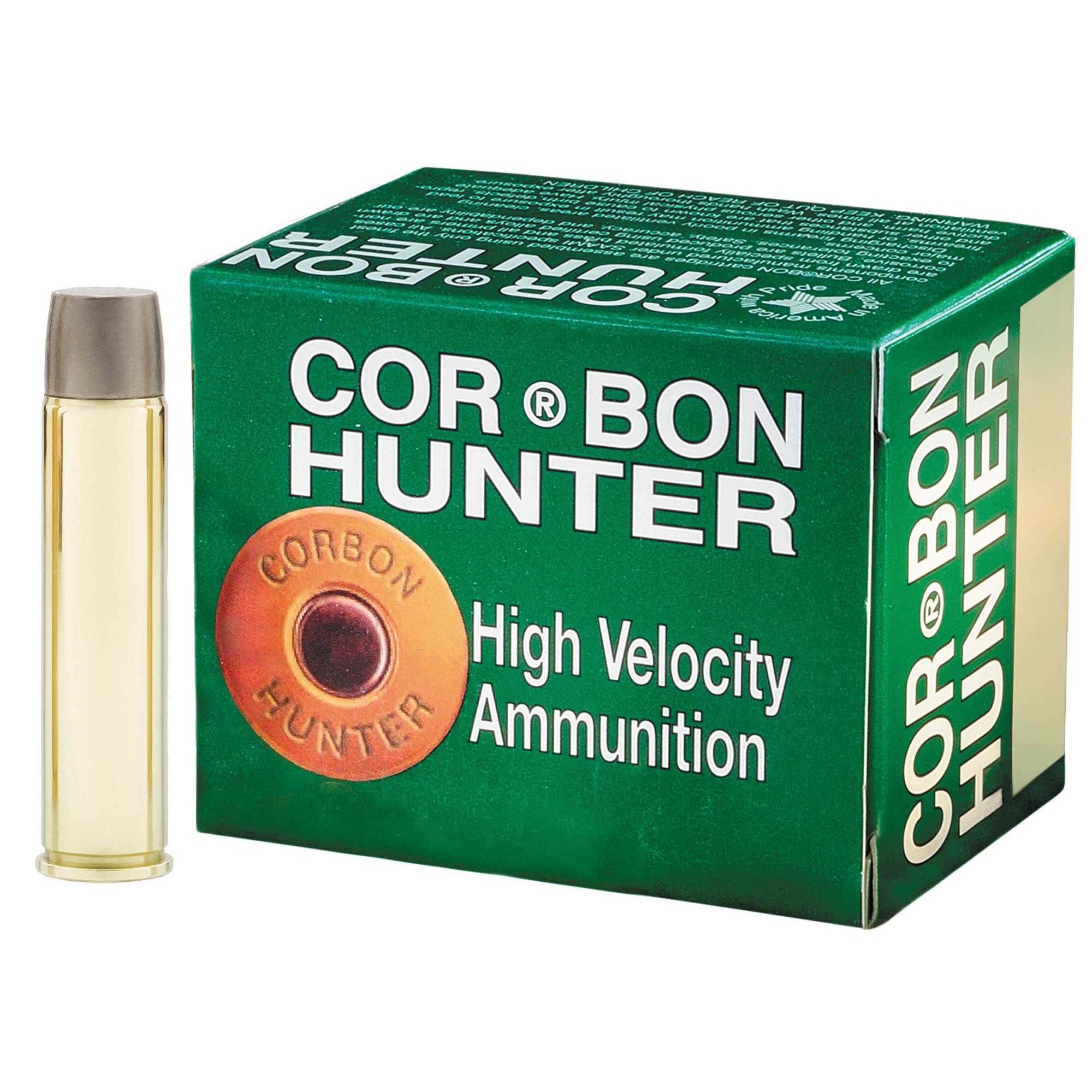 Corbon 460sw 395gr Hc  Hunt 20/500
