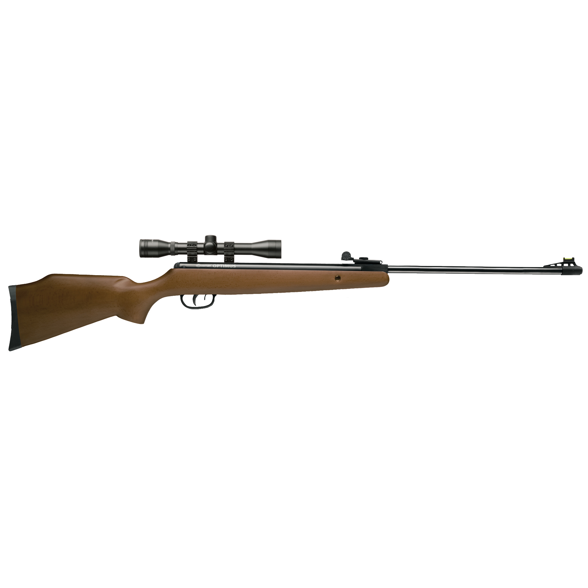 Crosman Optimus .177 W/4x32 Scp Brwn