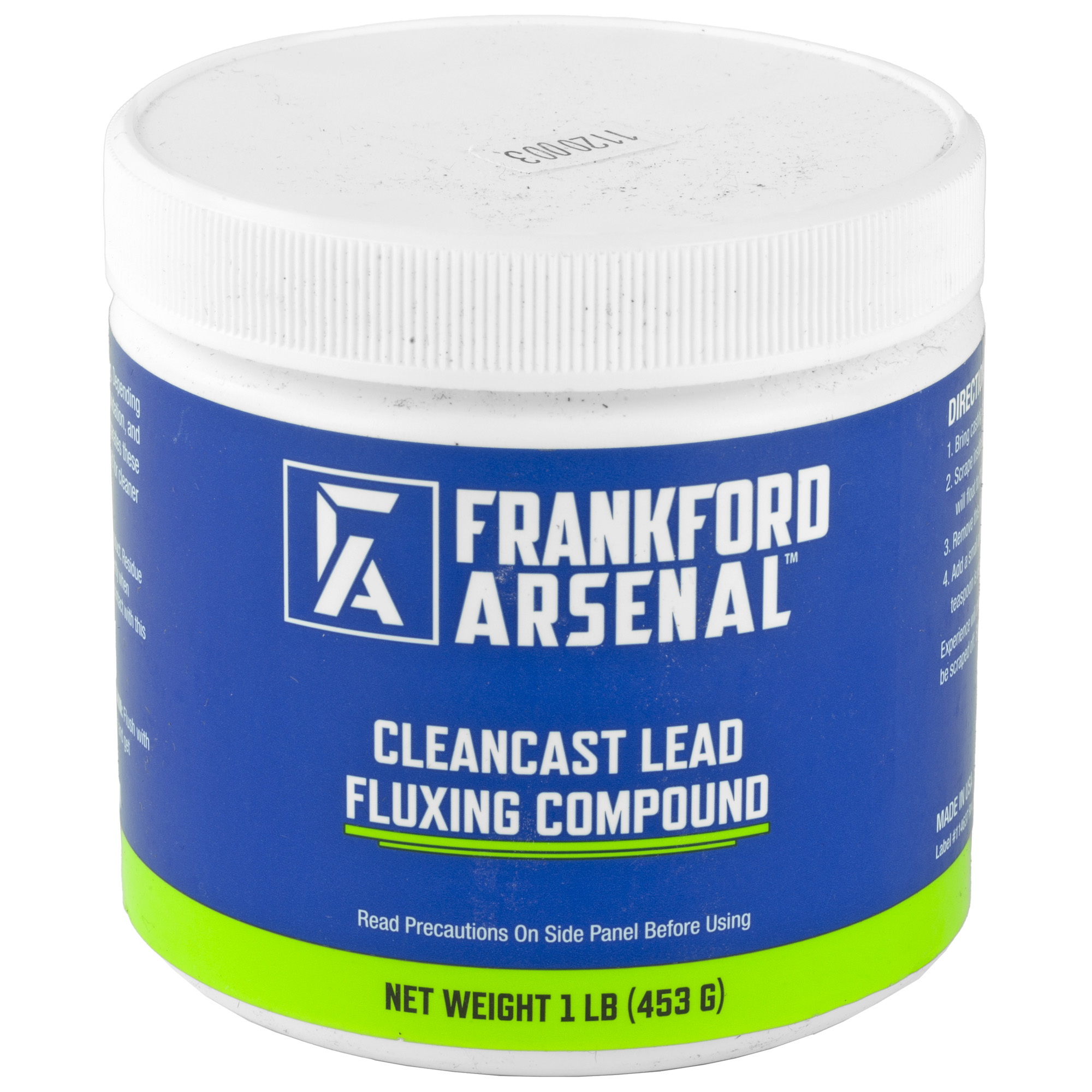 Frankford Cleancast Lead Flux