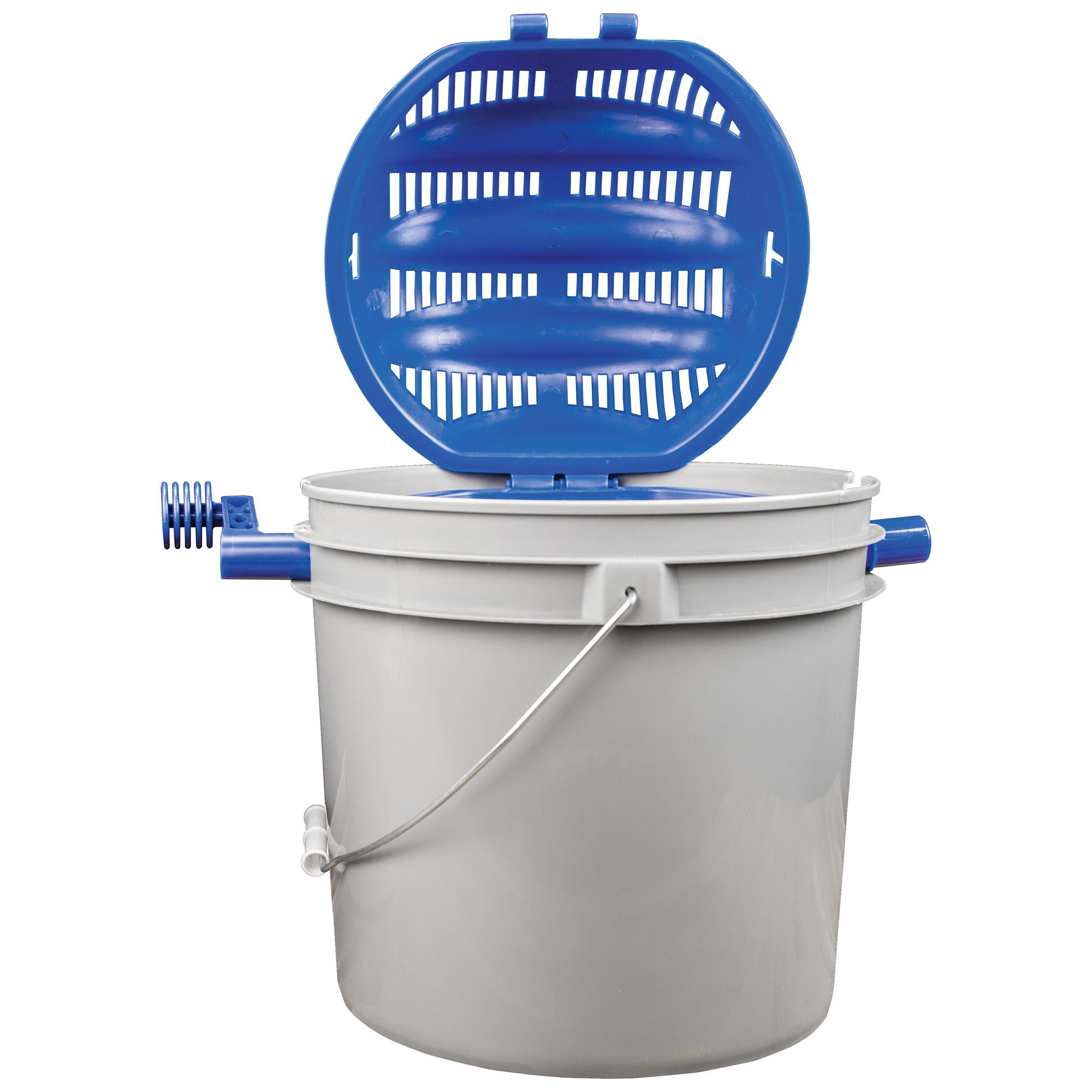 Frankford Rotary Media Kit W/bucket