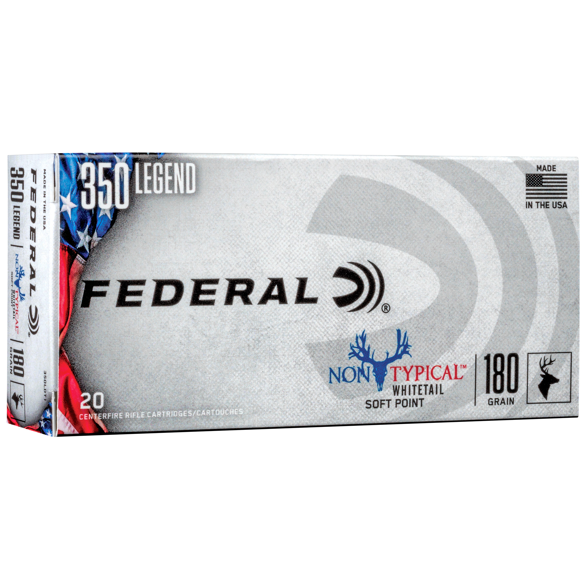 Fed Non Typical 350leg 180gr Sp