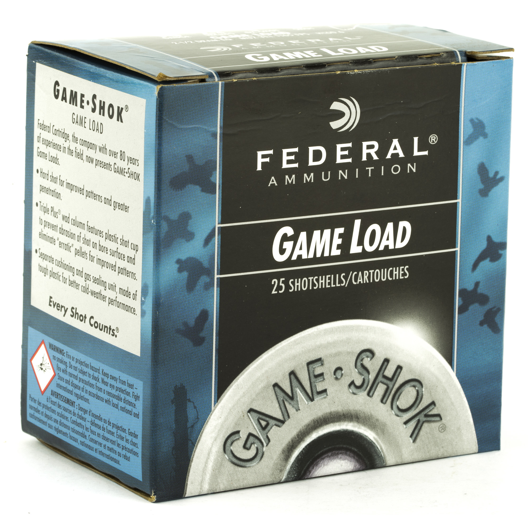federal game load 16 gauge 6 2 5 dram 1oz shotshell h1606. Black Bedroom Furniture Sets. Home Design Ideas