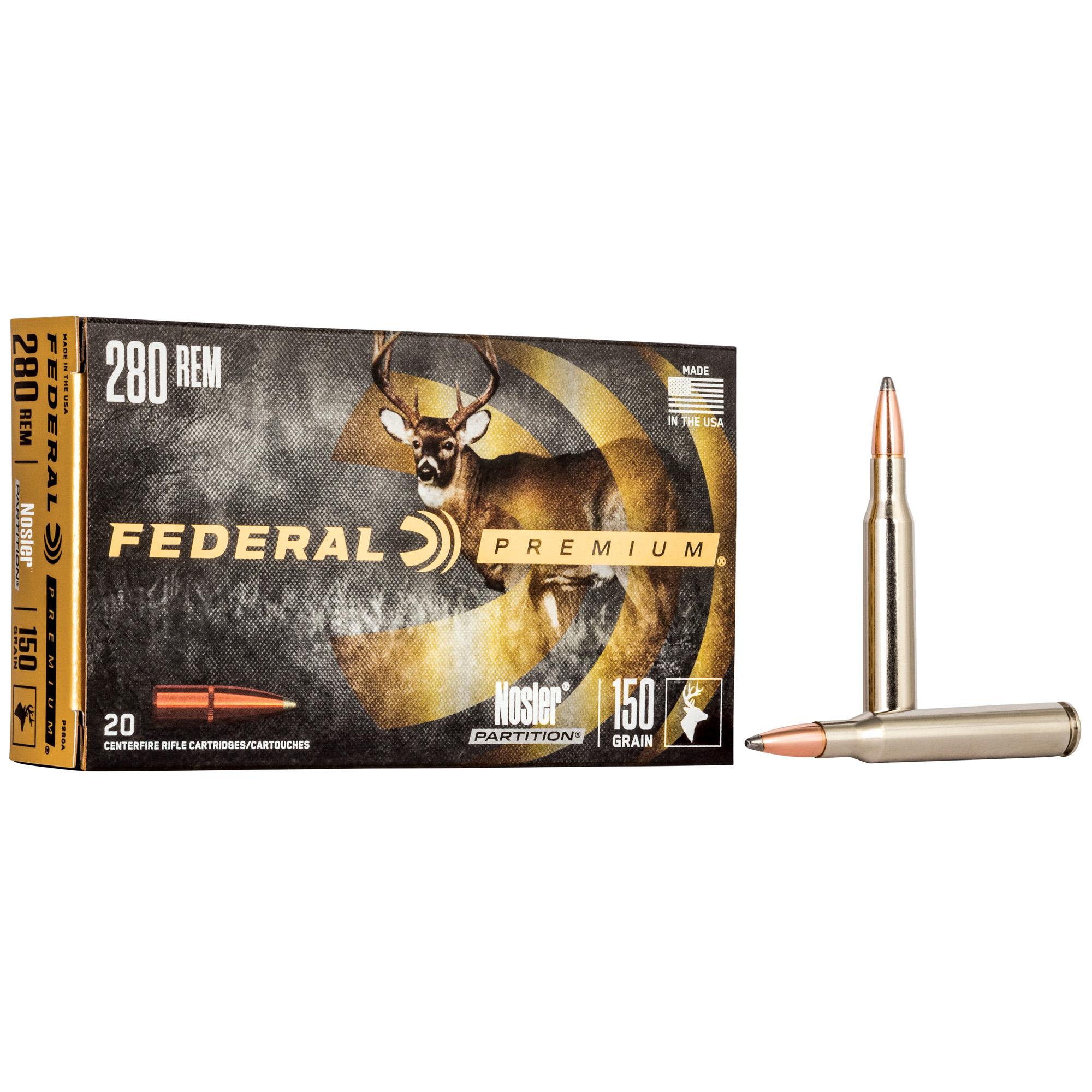 Fed Prm 280rem 150gr Np 20/200